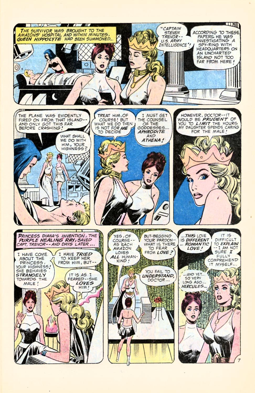 Read online Wonder Woman (1942) comic -  Issue #223 - 8