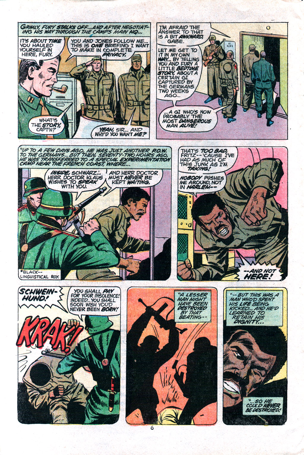 Read online Sgt. Fury comic -  Issue #117 - 8