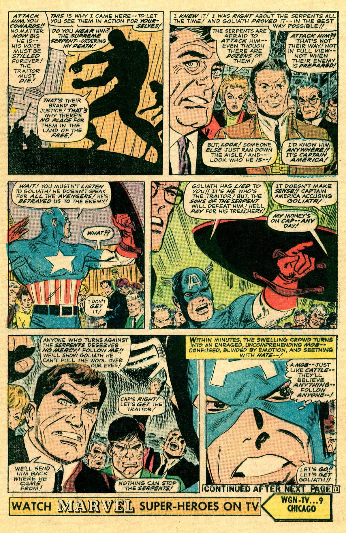 The Avengers (1963) 33 Page 13