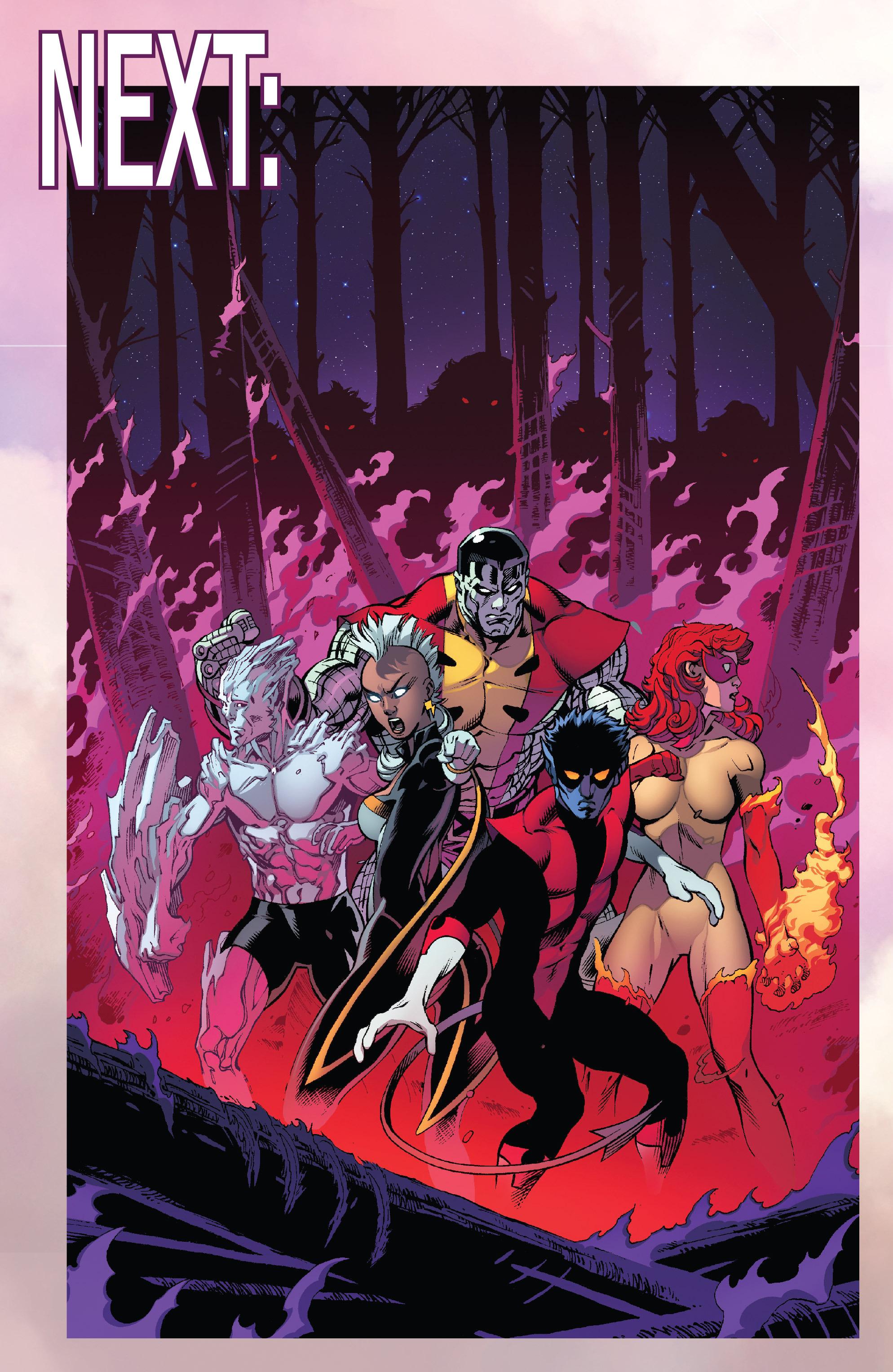 Read online Amazing X-Men (2014) comic -  Issue #8 - 22