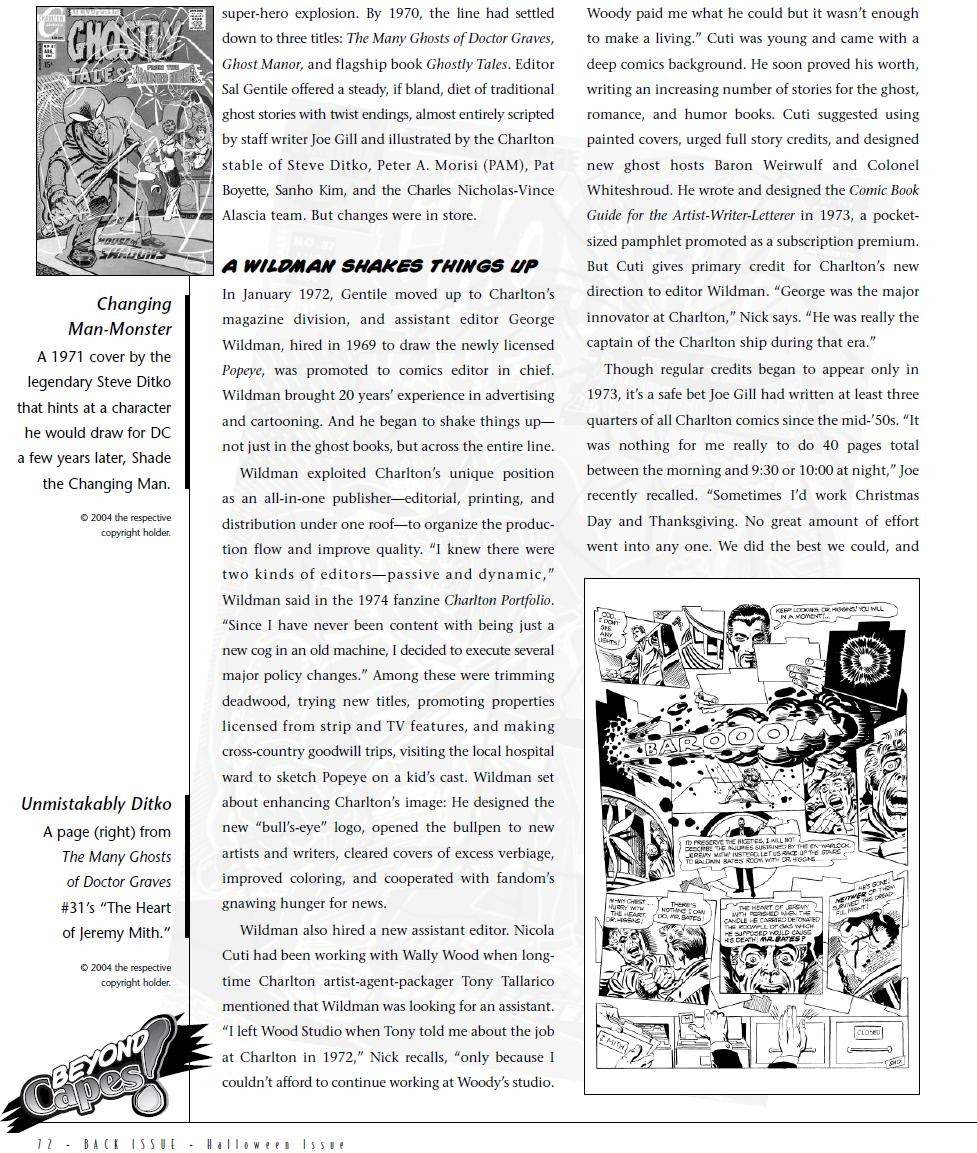 Back Issue issue 6 - Page 73