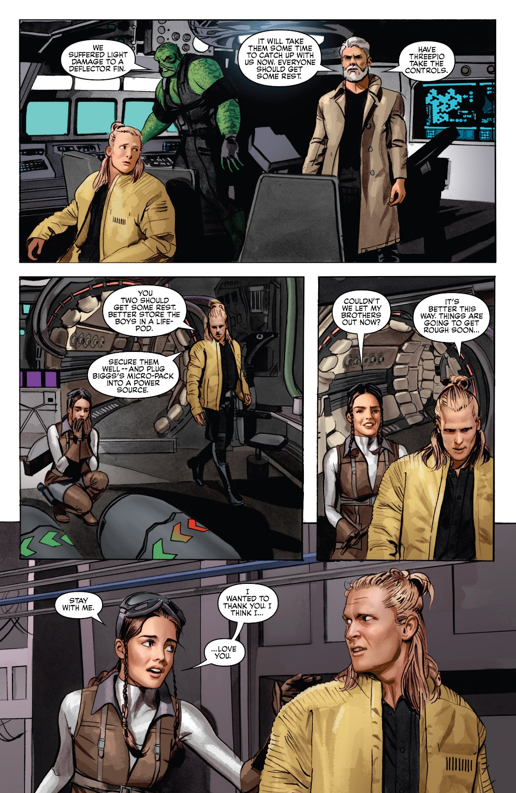 Read online Star Wars Legends: Infinities - Epic Collection comic -  Issue # TPB (Part 5) - 12