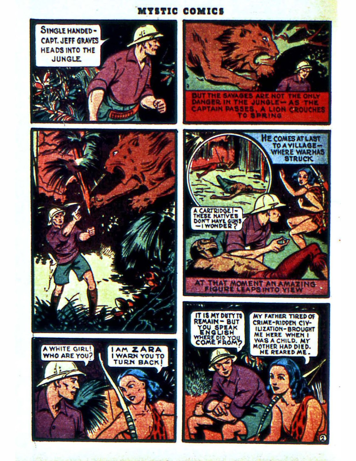 Mystic Comics (1940) issue 2 - Page 54