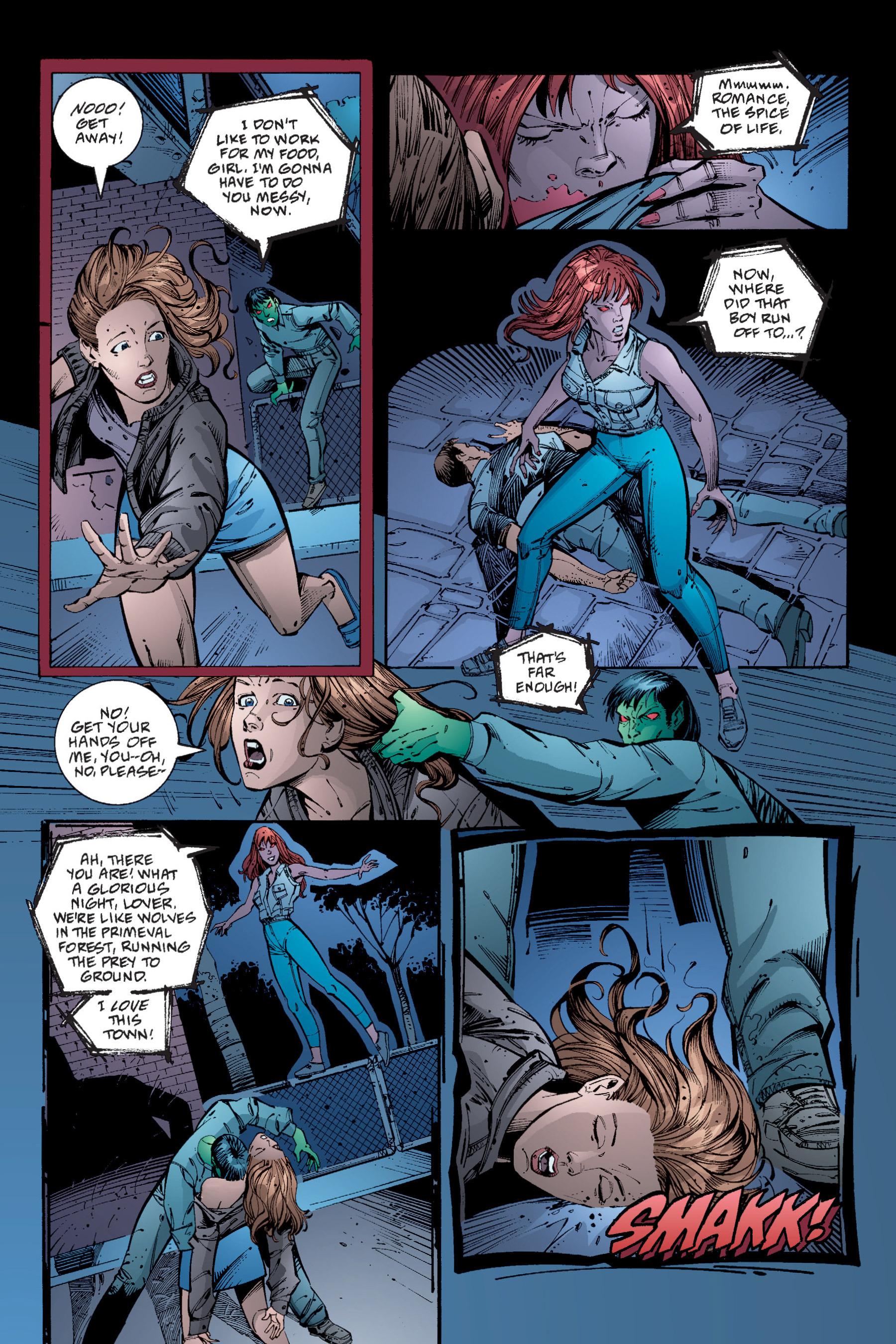 Read online Buffy the Vampire Slayer: Omnibus comic -  Issue # TPB 4 - 277