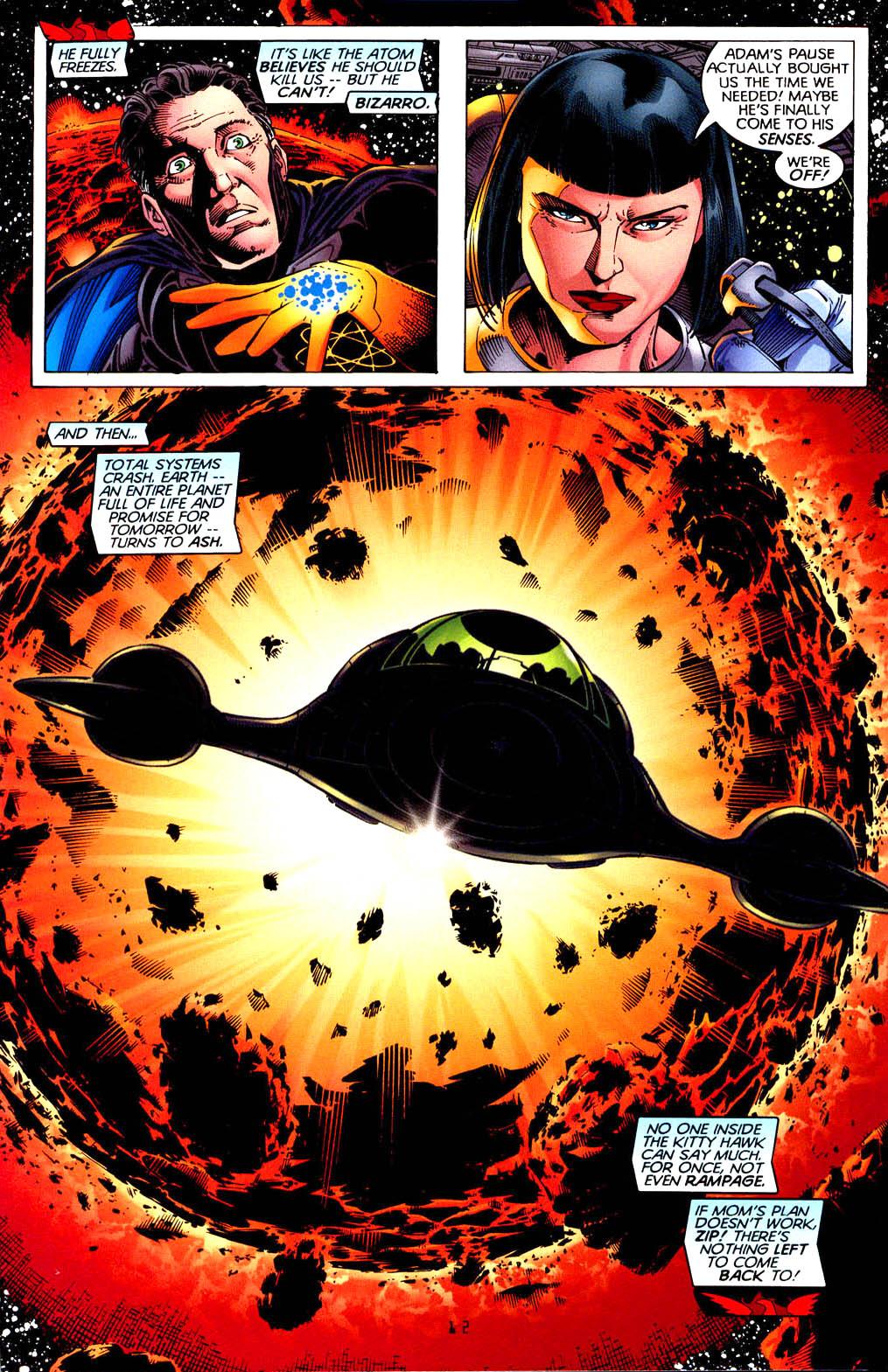 Read online Tangent Comics/ Doom Patrol comic -  Issue # Full - 13