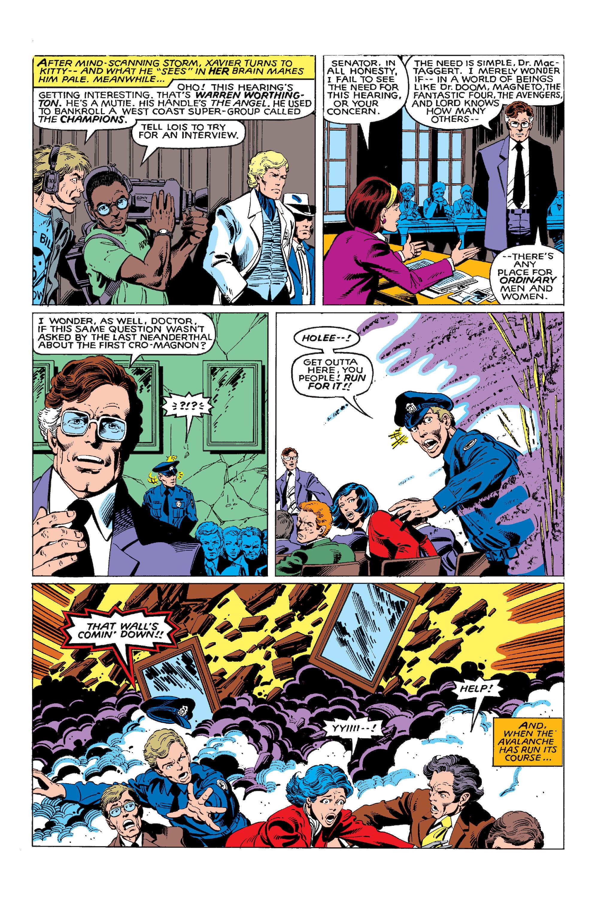 Uncanny X-Men (1963) 141 Page 21