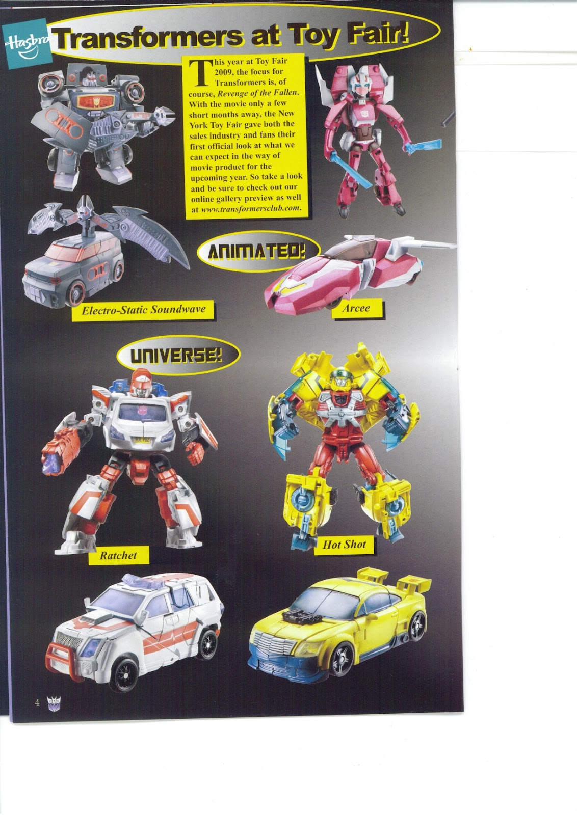 Read online Transformers: Collectors' Club comic -  Issue #26 - 4