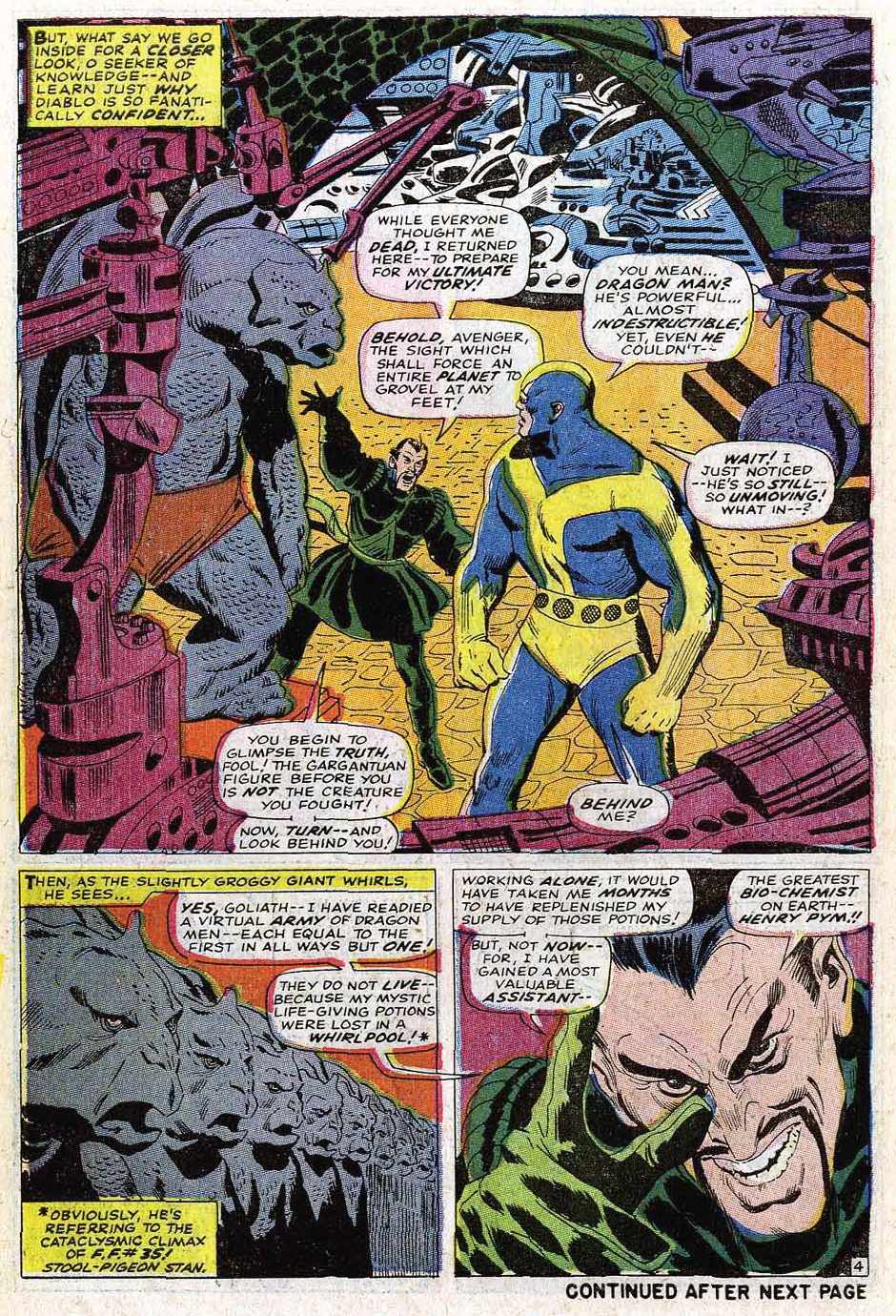 The Avengers (1963) 42 Page 5