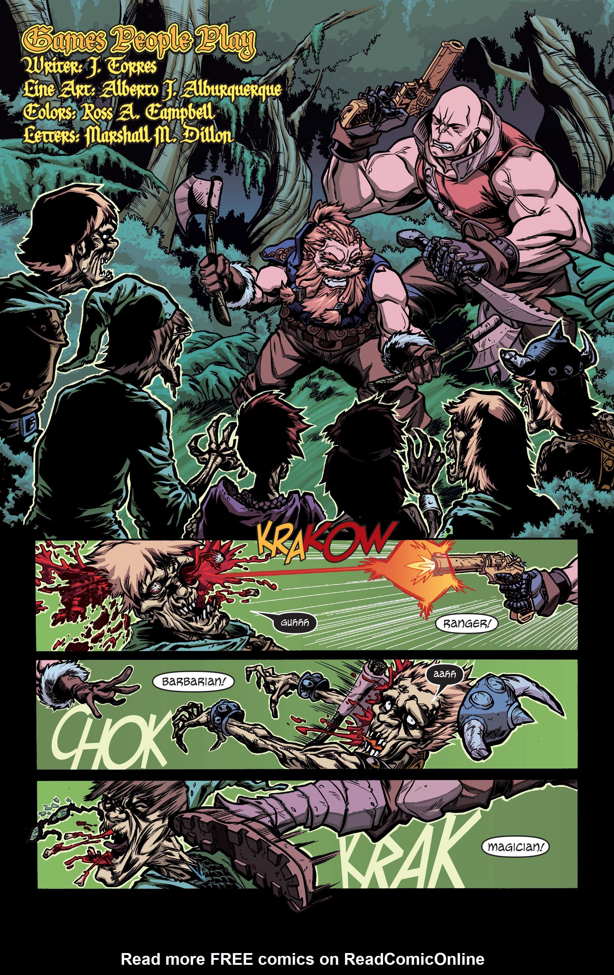 Read online Skullkickers comic -  Issue #18 - 23