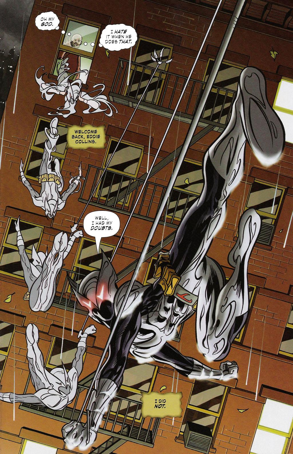 Read online ShadowHawk (2005) comic -  Issue #2 - 11