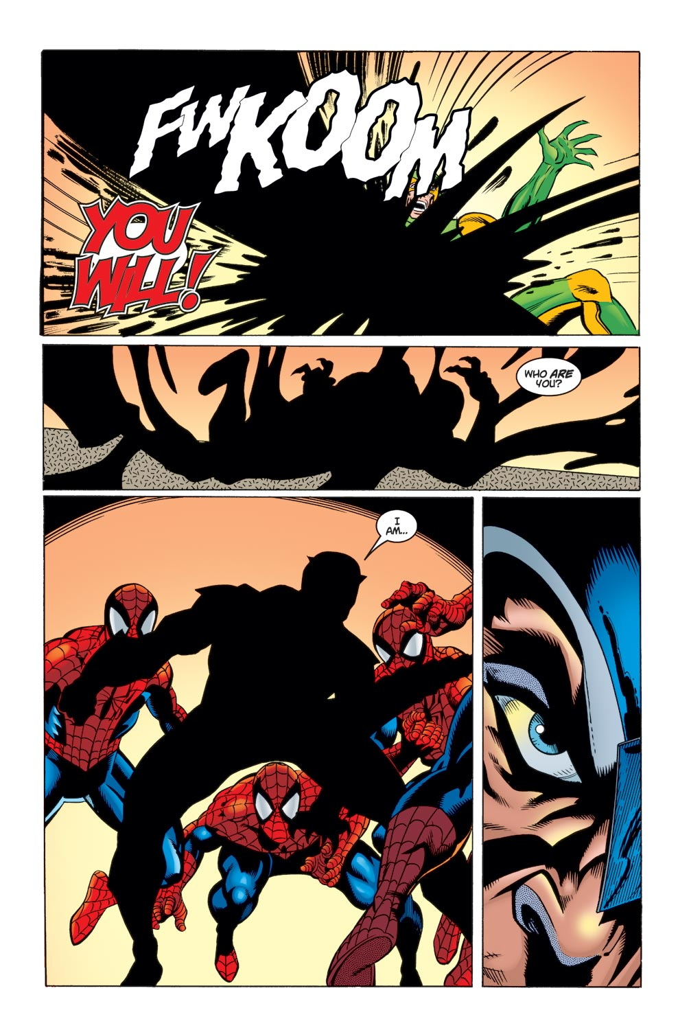 The Amazing Spider-Man (1999) 1 Page 33