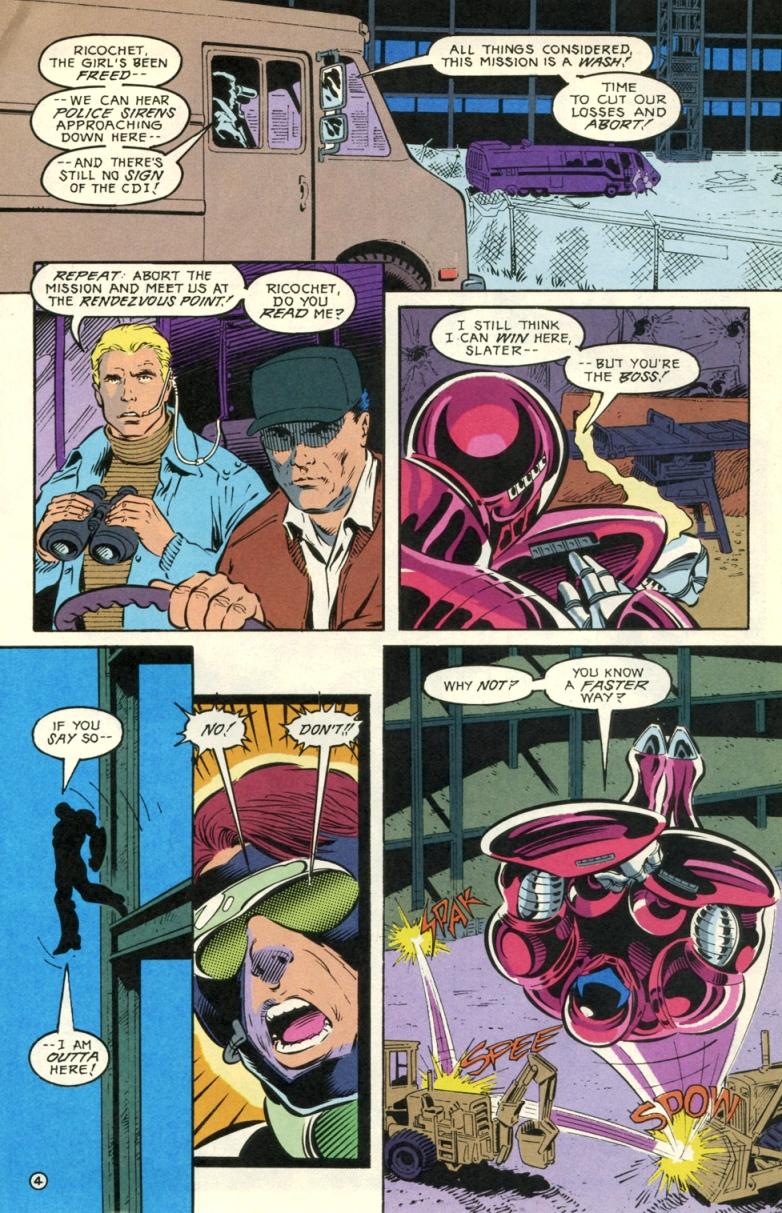 Read online Gunfire comic -  Issue #2 - 6