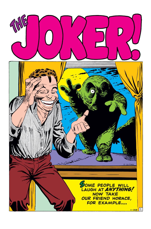 Read online Amazing Adventures (1961) comic -  Issue #5 - 22