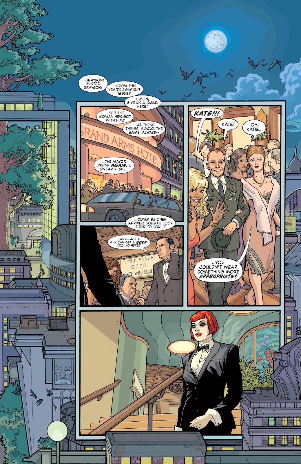 Read online Detective Comics (1937) comic -  Issue # _TPB Batwoman - Elegy (Part 1) - 56