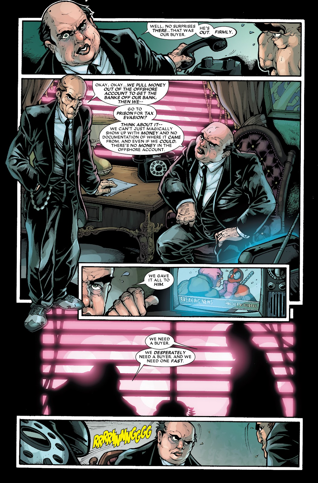 Read online Deadpool (2008) comic -  Issue #33.1 - 18