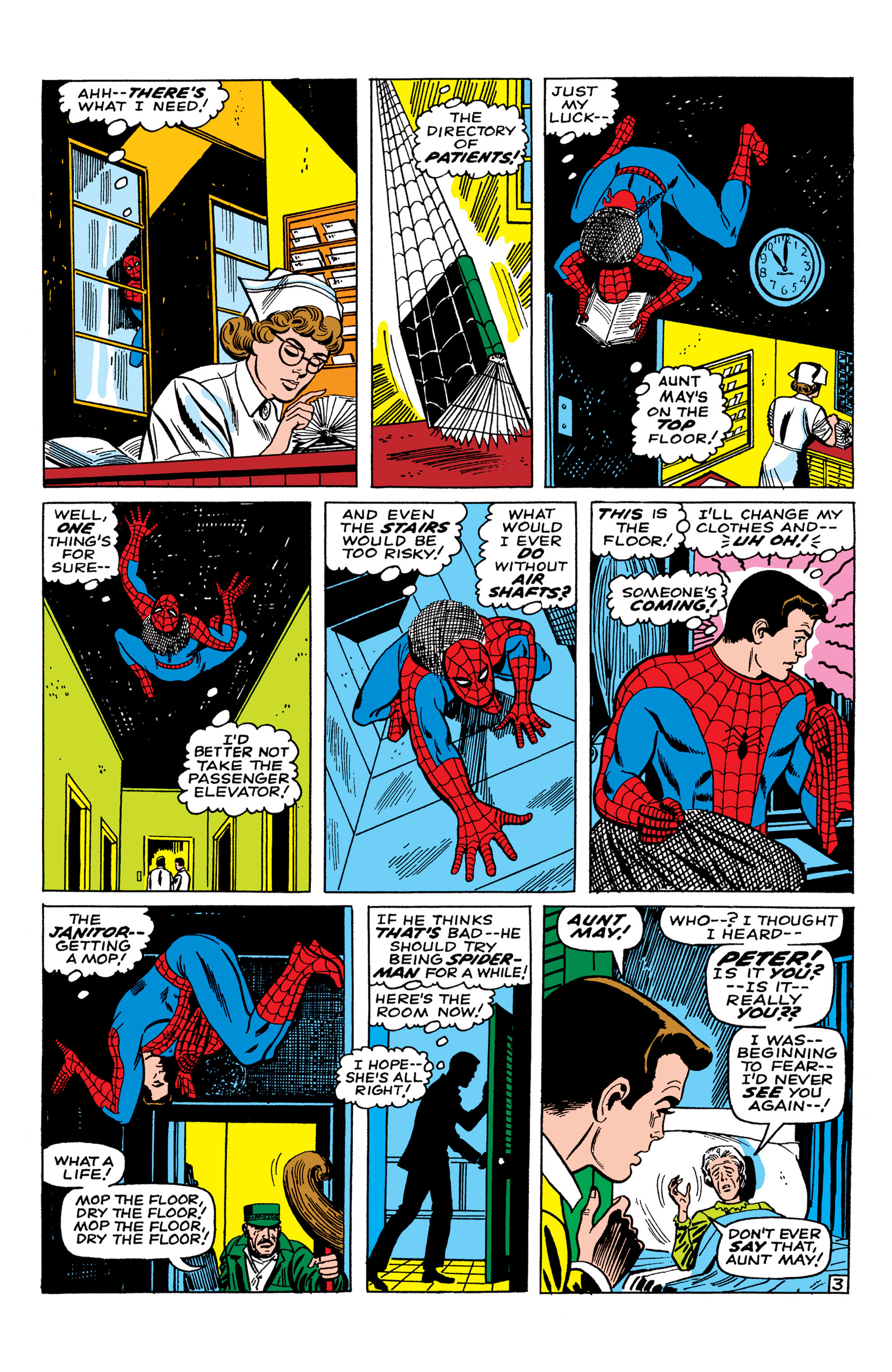 The Amazing Spider-Man (1963) 59 Page 3