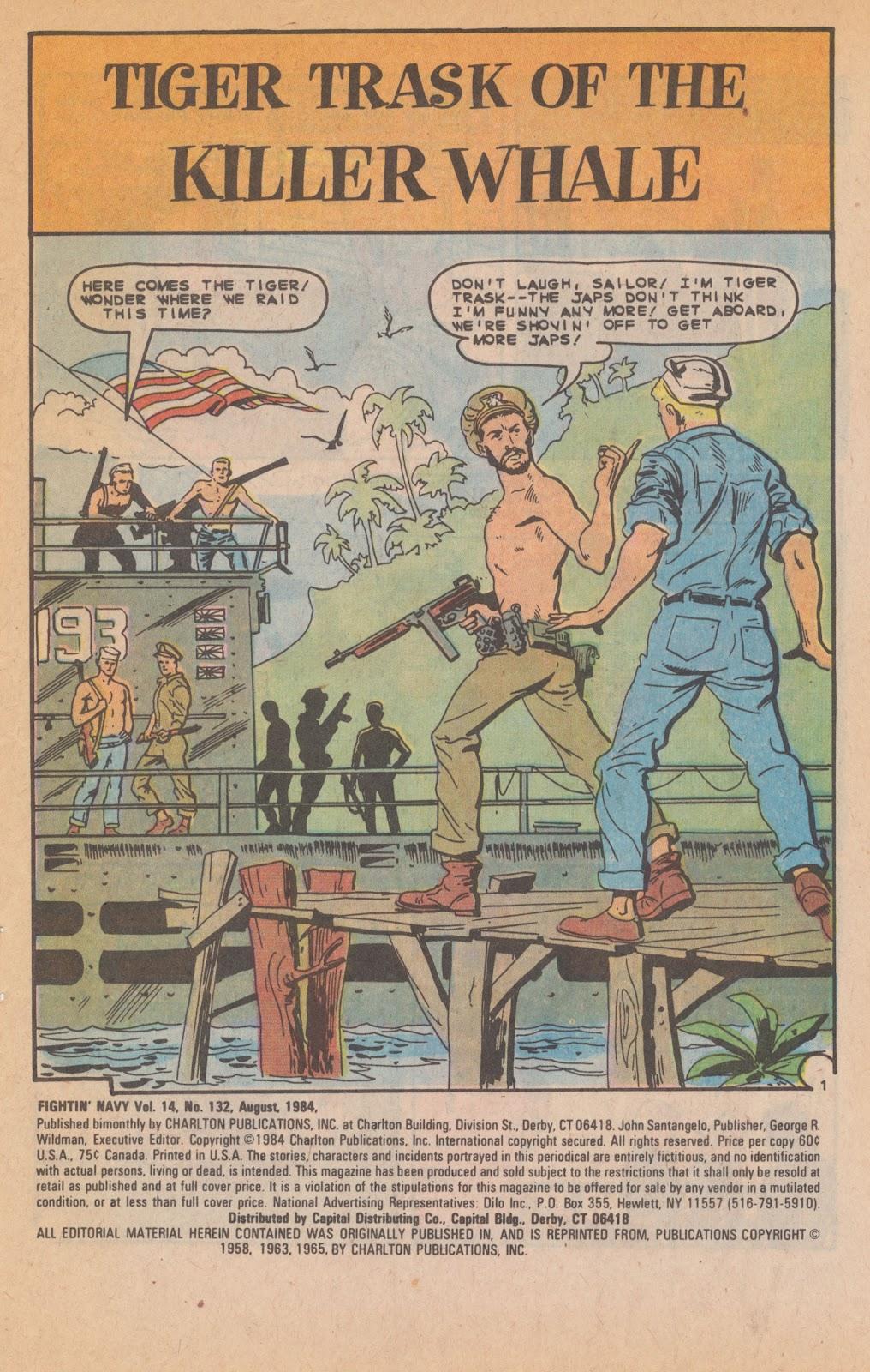 Read online Fightin' Navy comic -  Issue #132 - 3