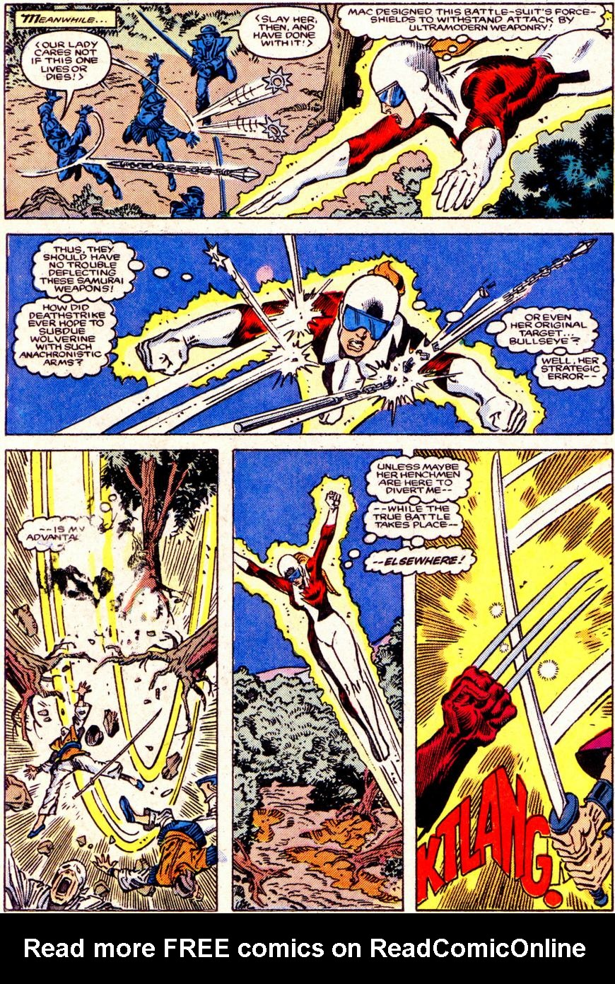 Read online Alpha Flight (1983) comic -  Issue #34 - 17