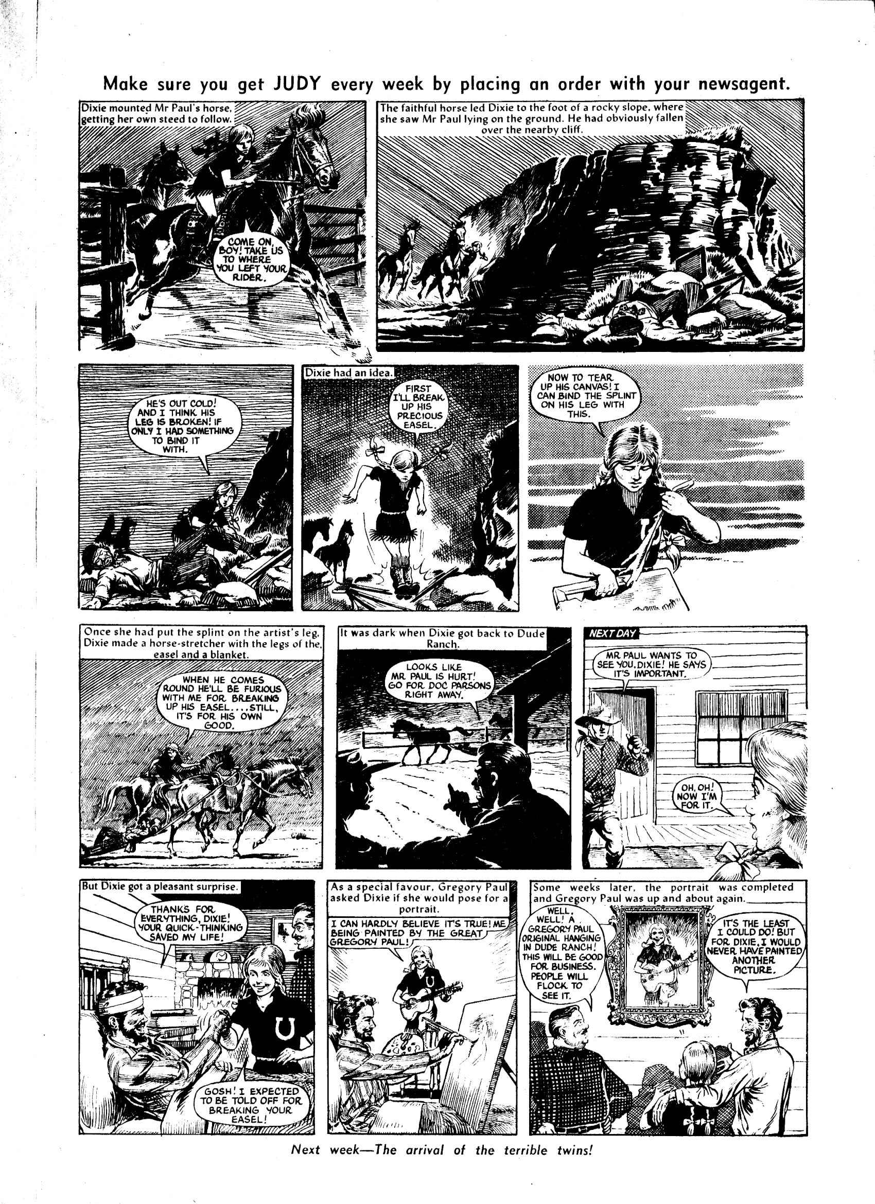 Read online Judy comic -  Issue #42 - 15