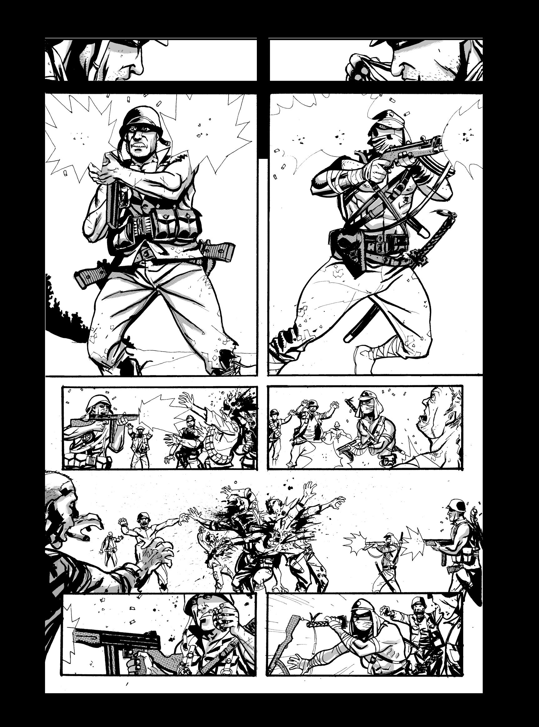 Read online FUBAR comic -  Issue #2 - 113