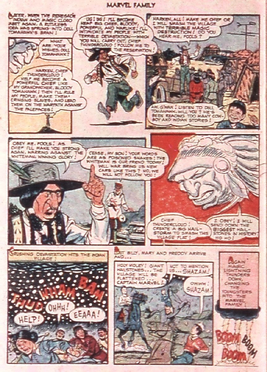 The Marvel Family issue 83 - Page 22