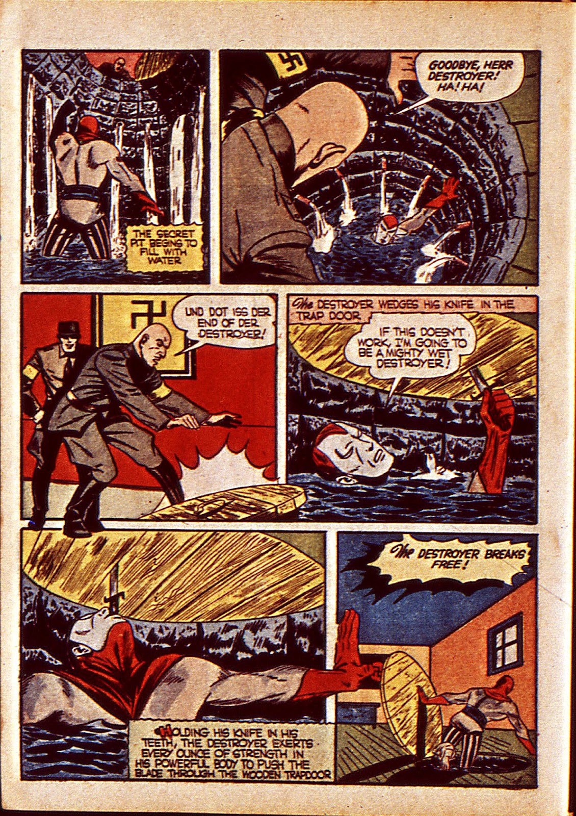 Mystic Comics (1940) issue 6 - Page 17