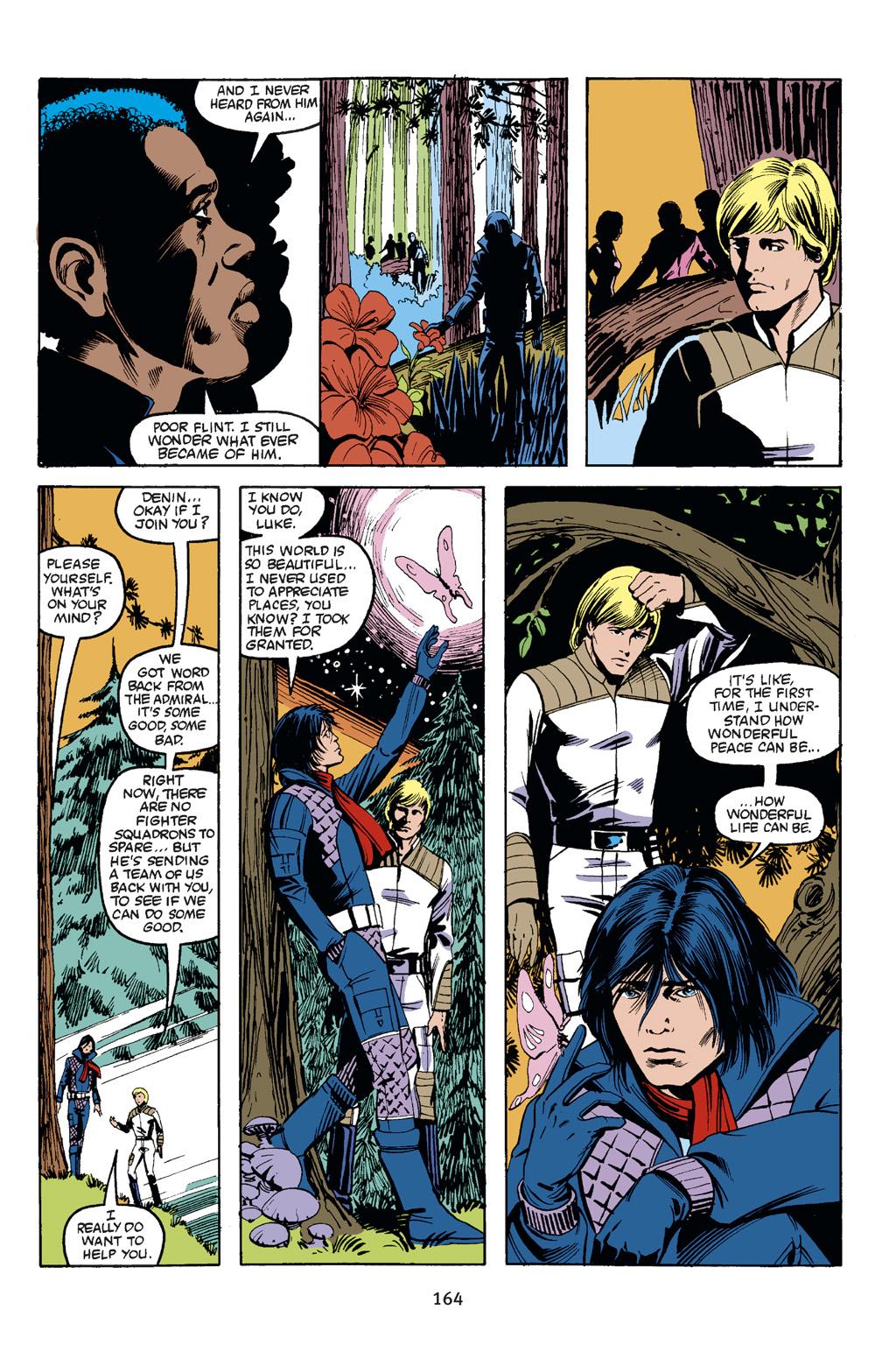 Read online Star Wars Omnibus comic -  Issue # Vol. 21 - 157