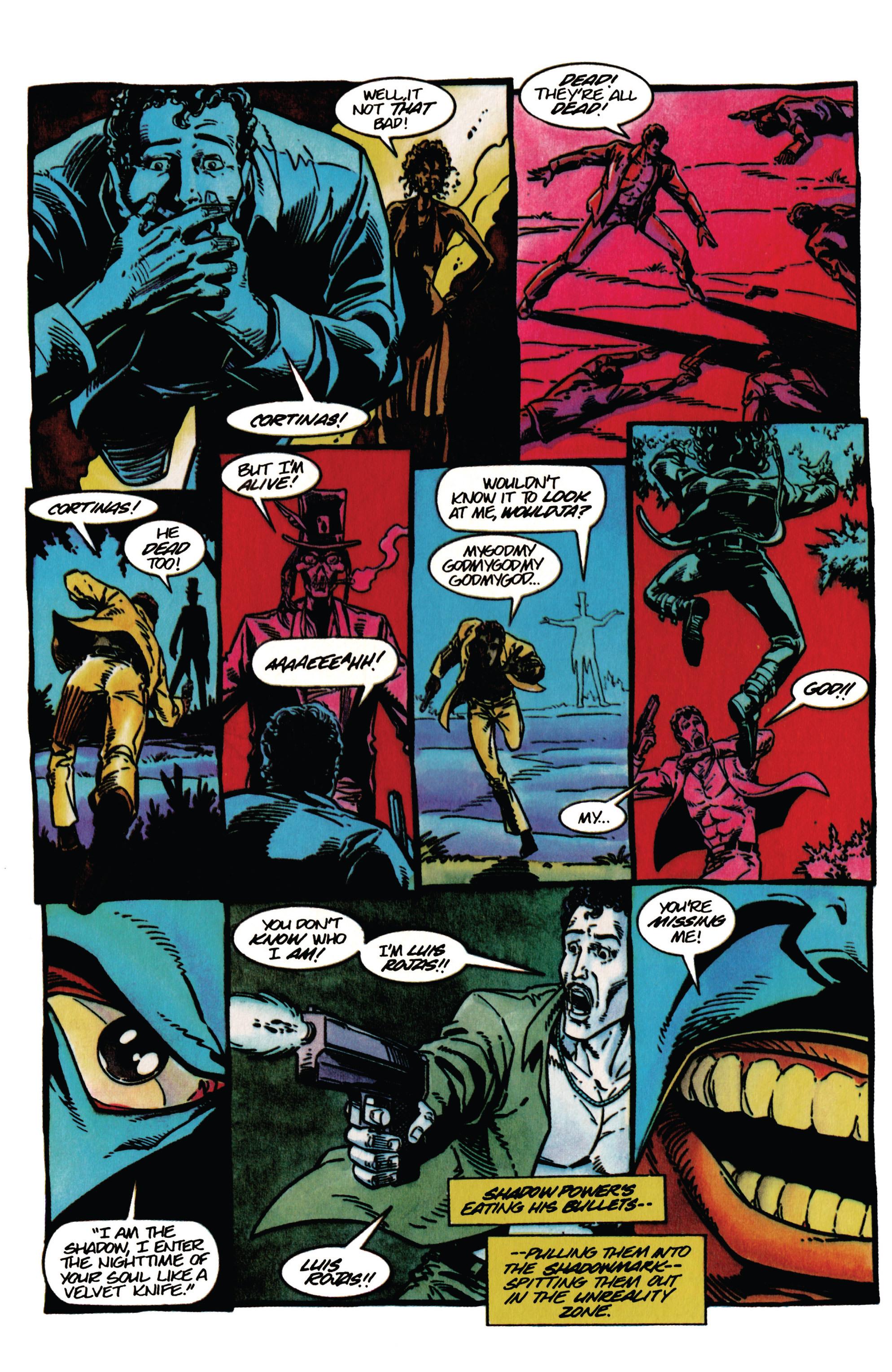 Read online Shadowman (1992) comic -  Issue #34 - 21