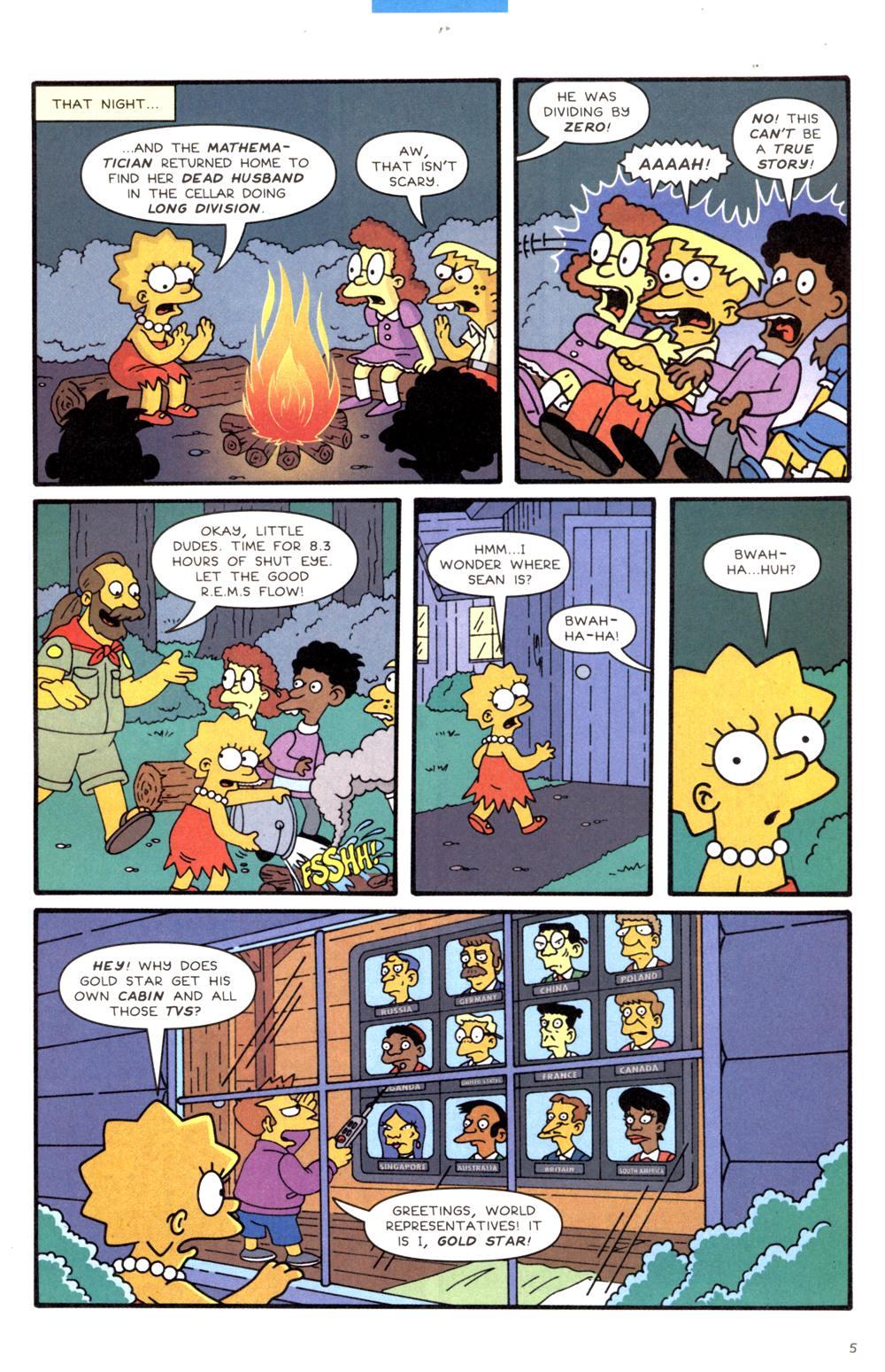 Read online Simpsons Comics comic -  Issue #82 - 21