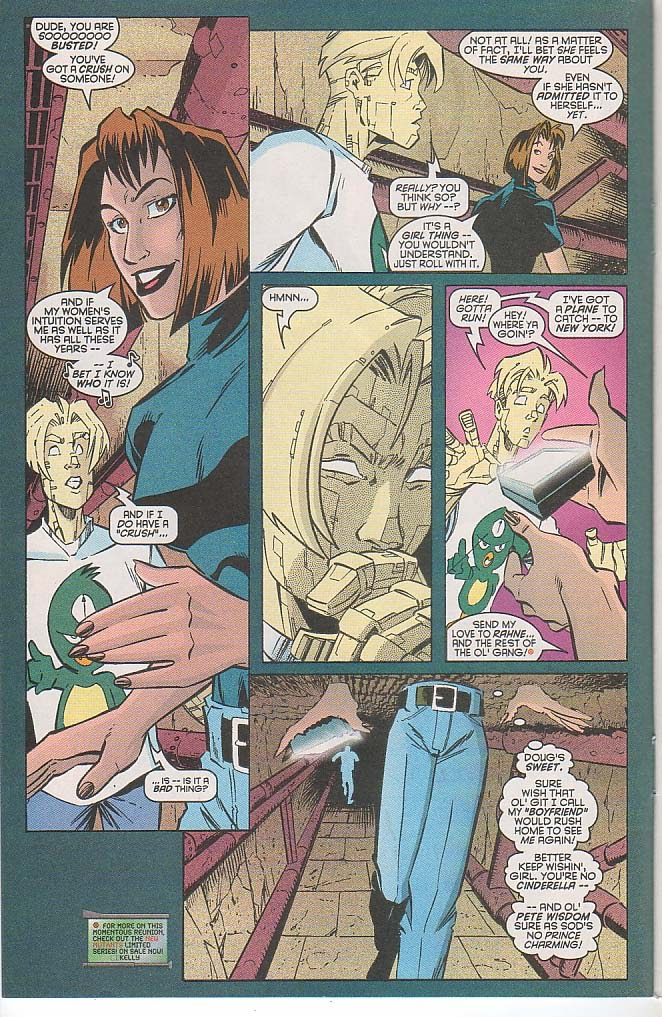 Excalibur (1988) issue 114 - Page 8