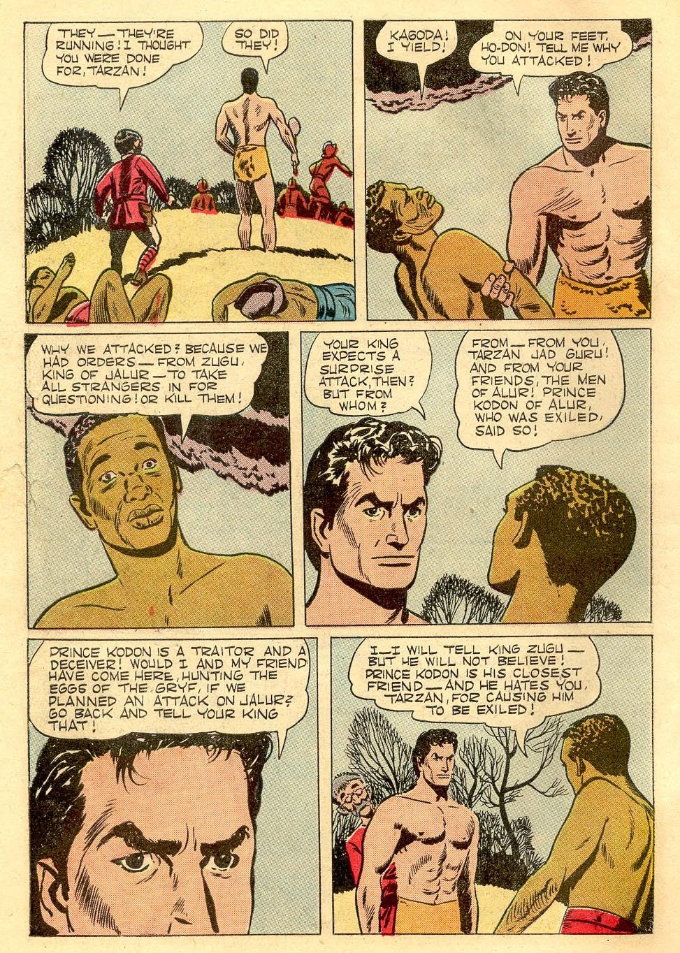 Tarzan (1948) issue 62 - Page 7