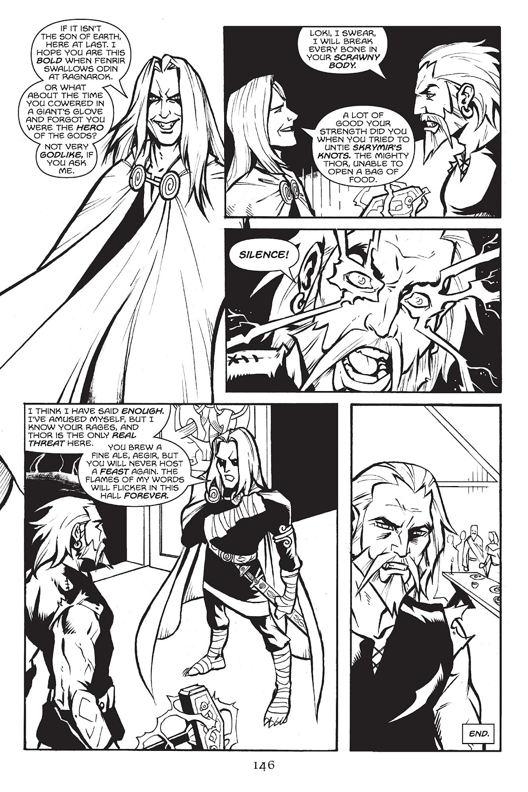 Read online Gods of Asgard comic -  Issue # TPB (Part 2) - 48