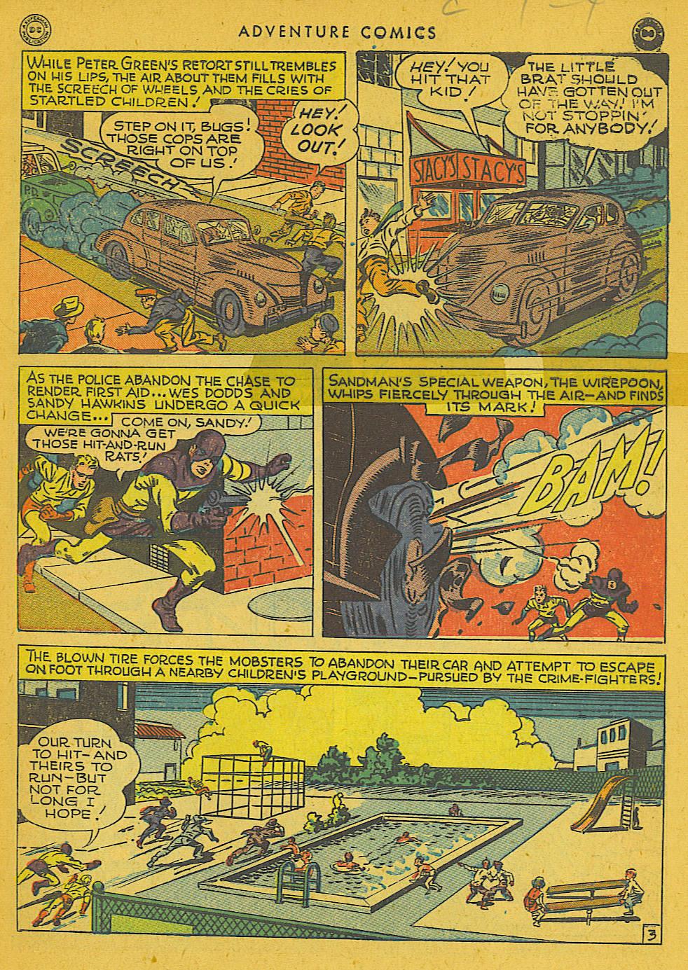 Read online Adventure Comics (1938) comic -  Issue #102 - 4