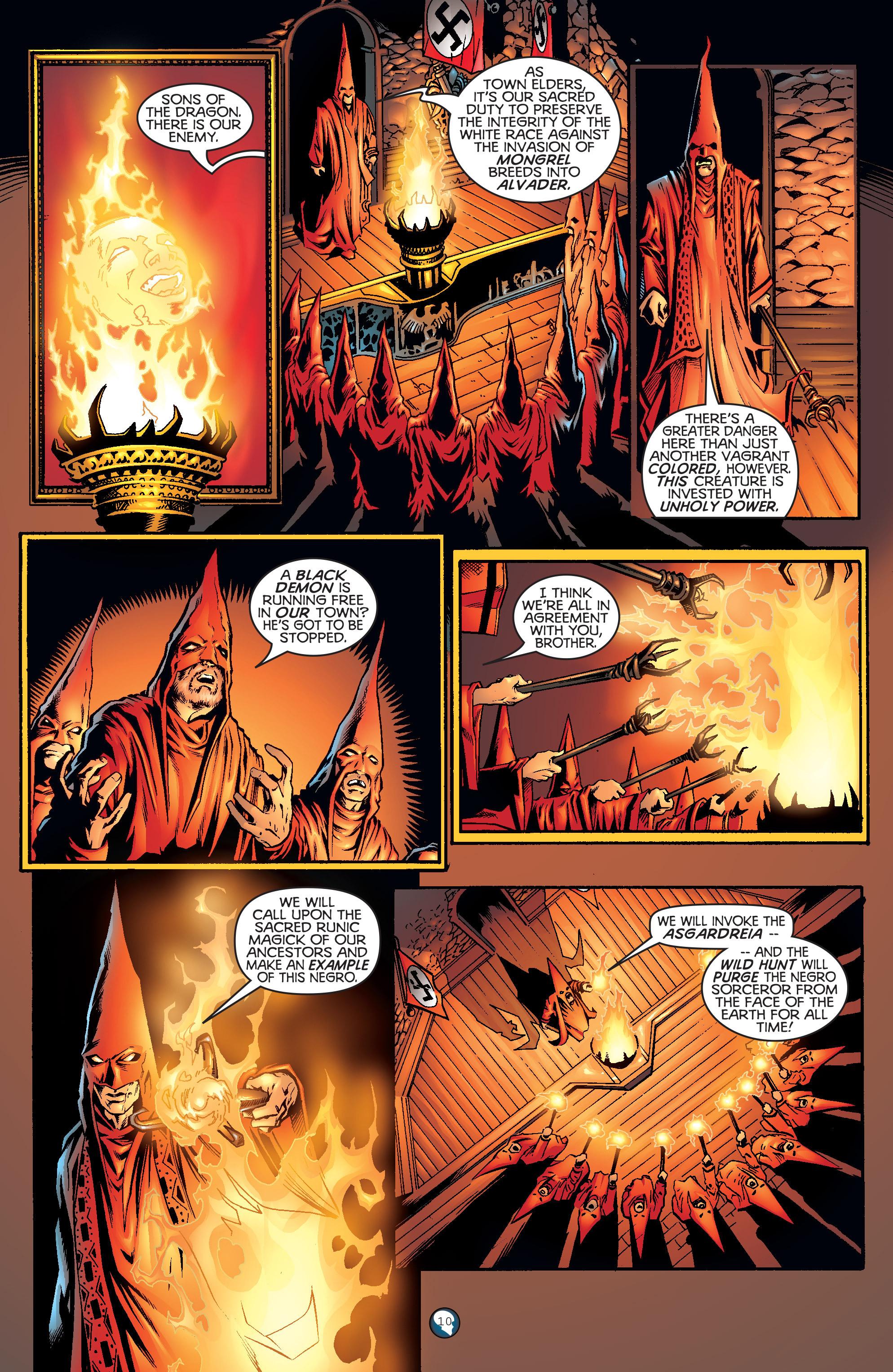 Read online Shadowman (1997) comic -  Issue #19 - 9