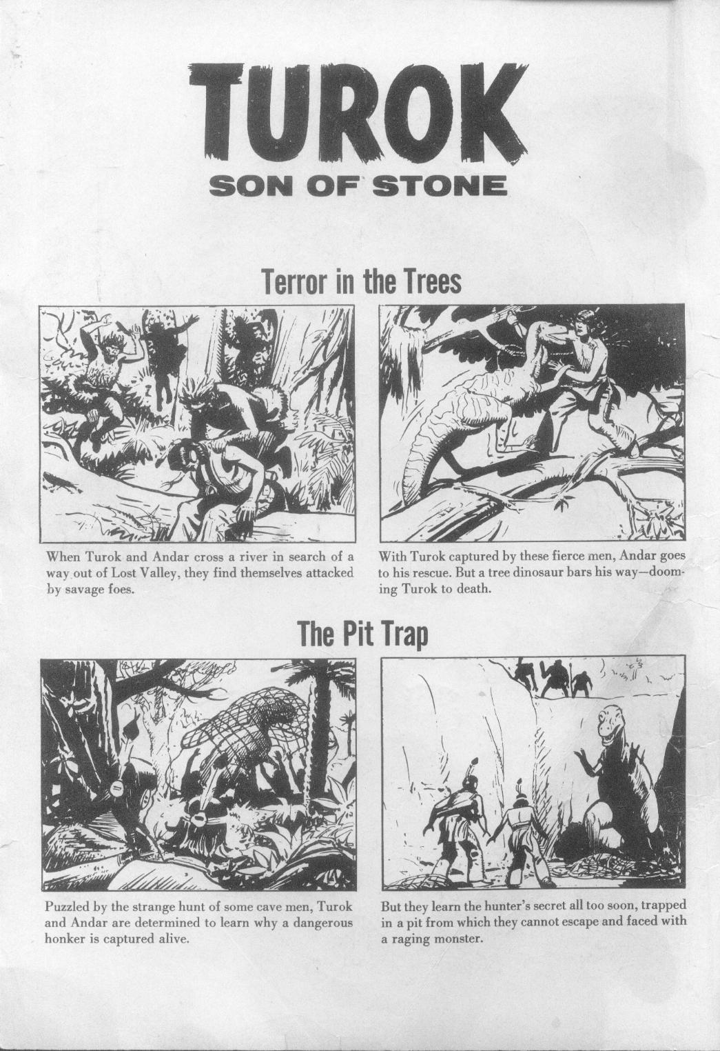 Read online Turok, Son of Stone comic -  Issue #29 - 2