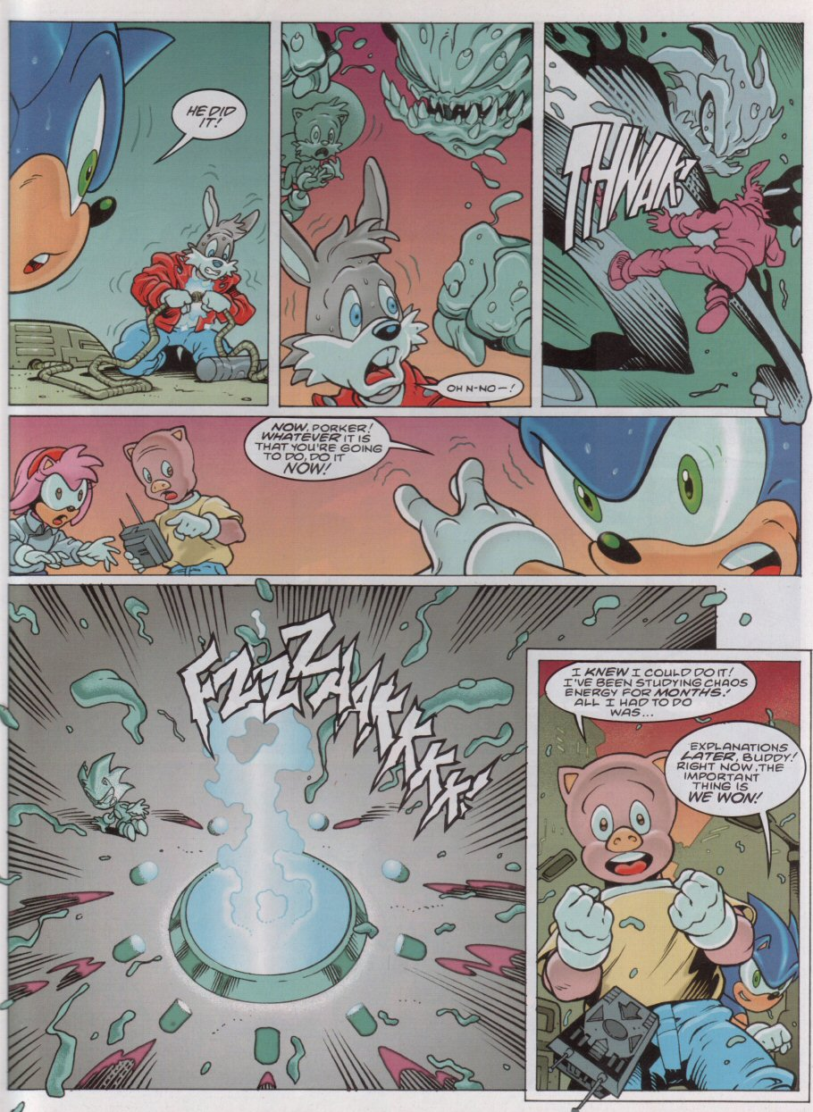 Read online Sonic the Comic comic -  Issue #176 - 8