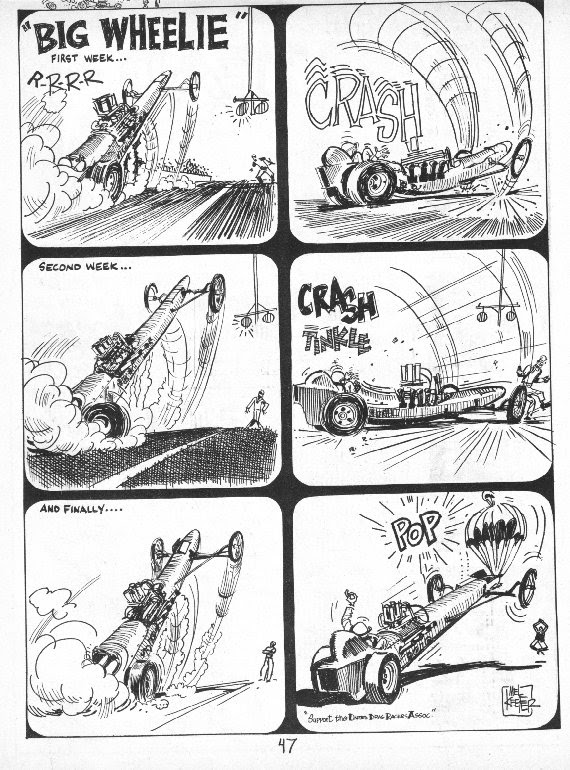 Drag Cartoons issue 6 - Page 47
