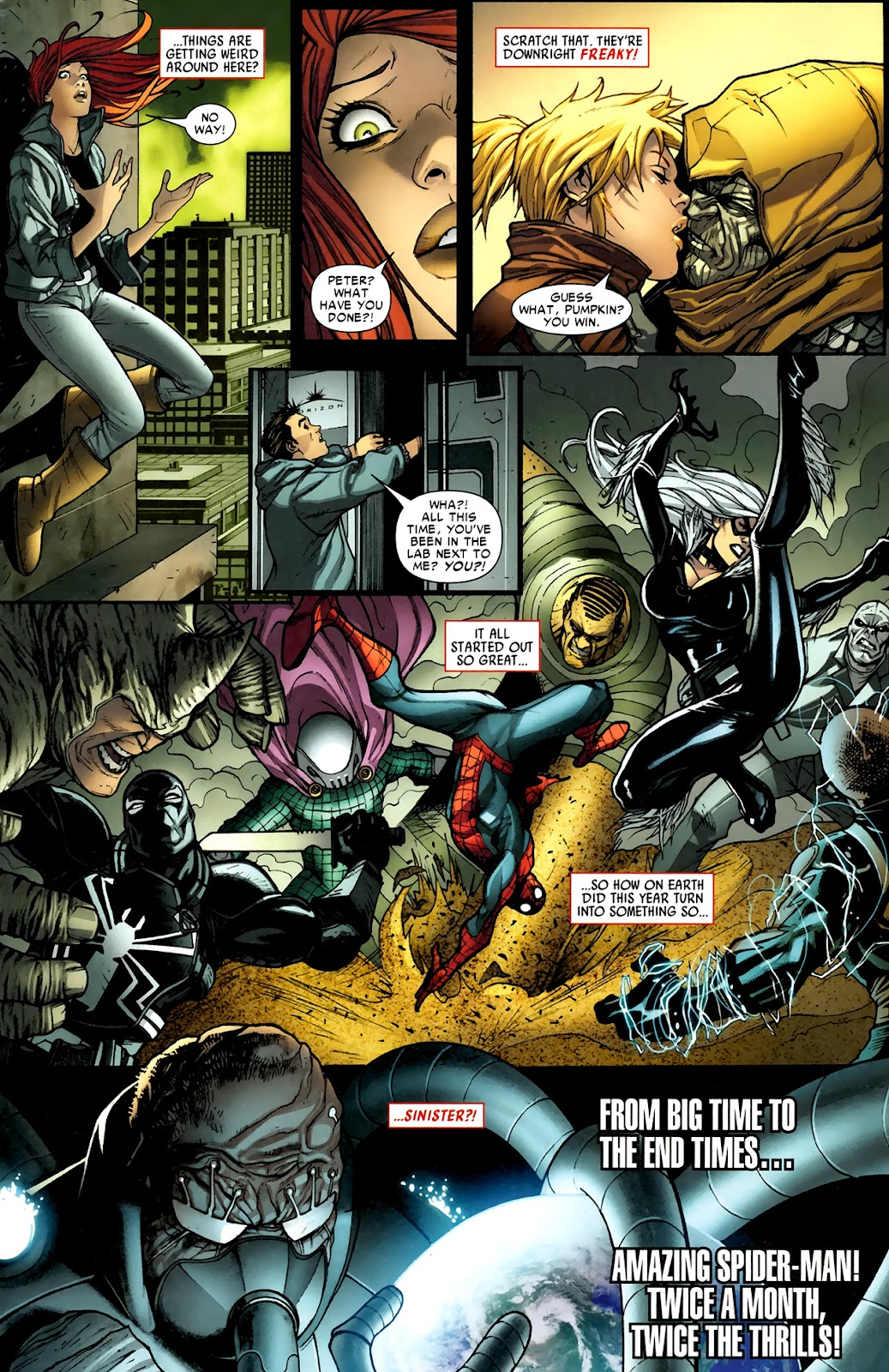Read online Free Comic Book Day 2011 (Spider-Man) comic -  Issue # Full - 22
