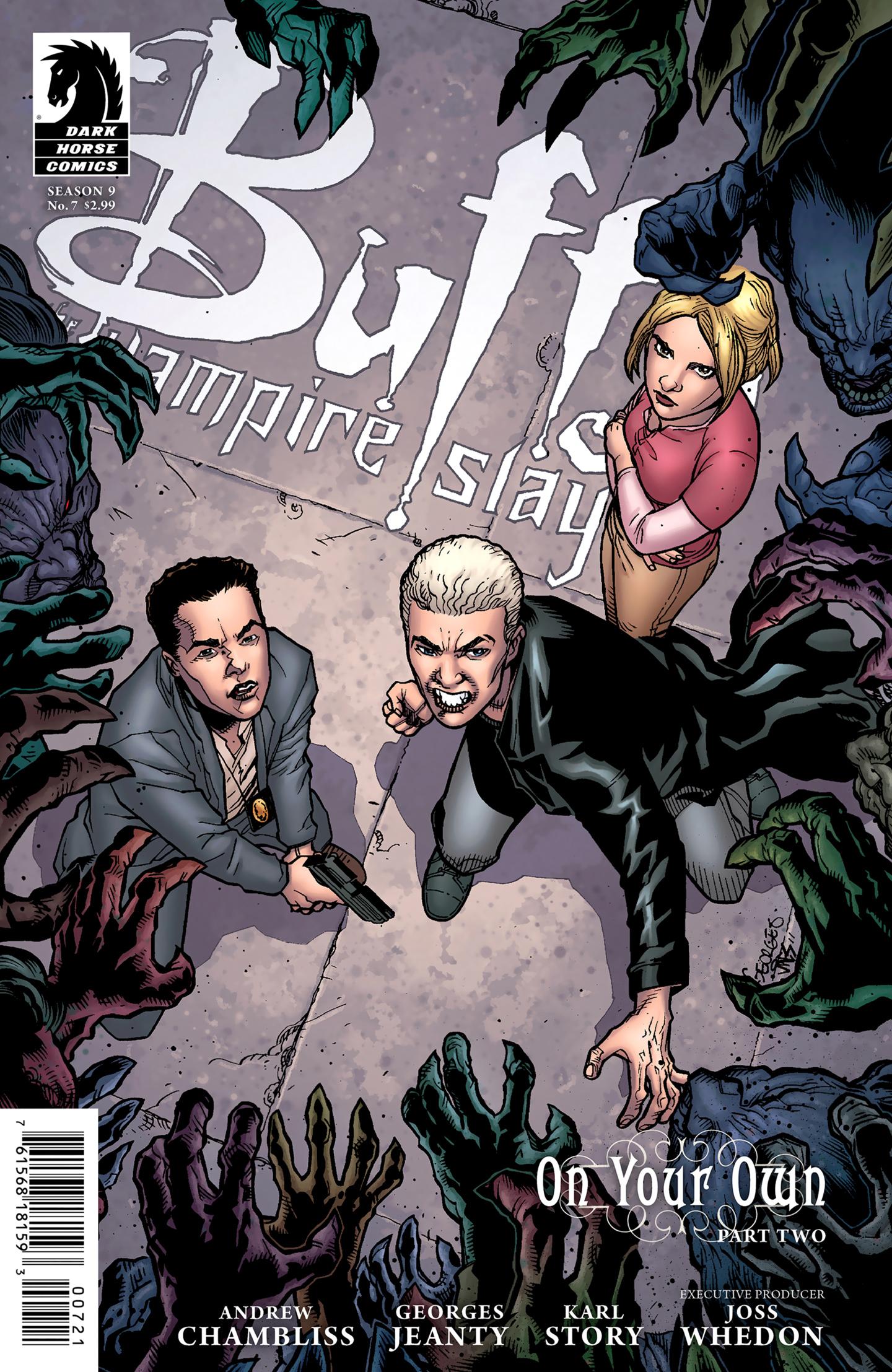 Buffy the Vampire Slayer Season Nine 7 Page 2