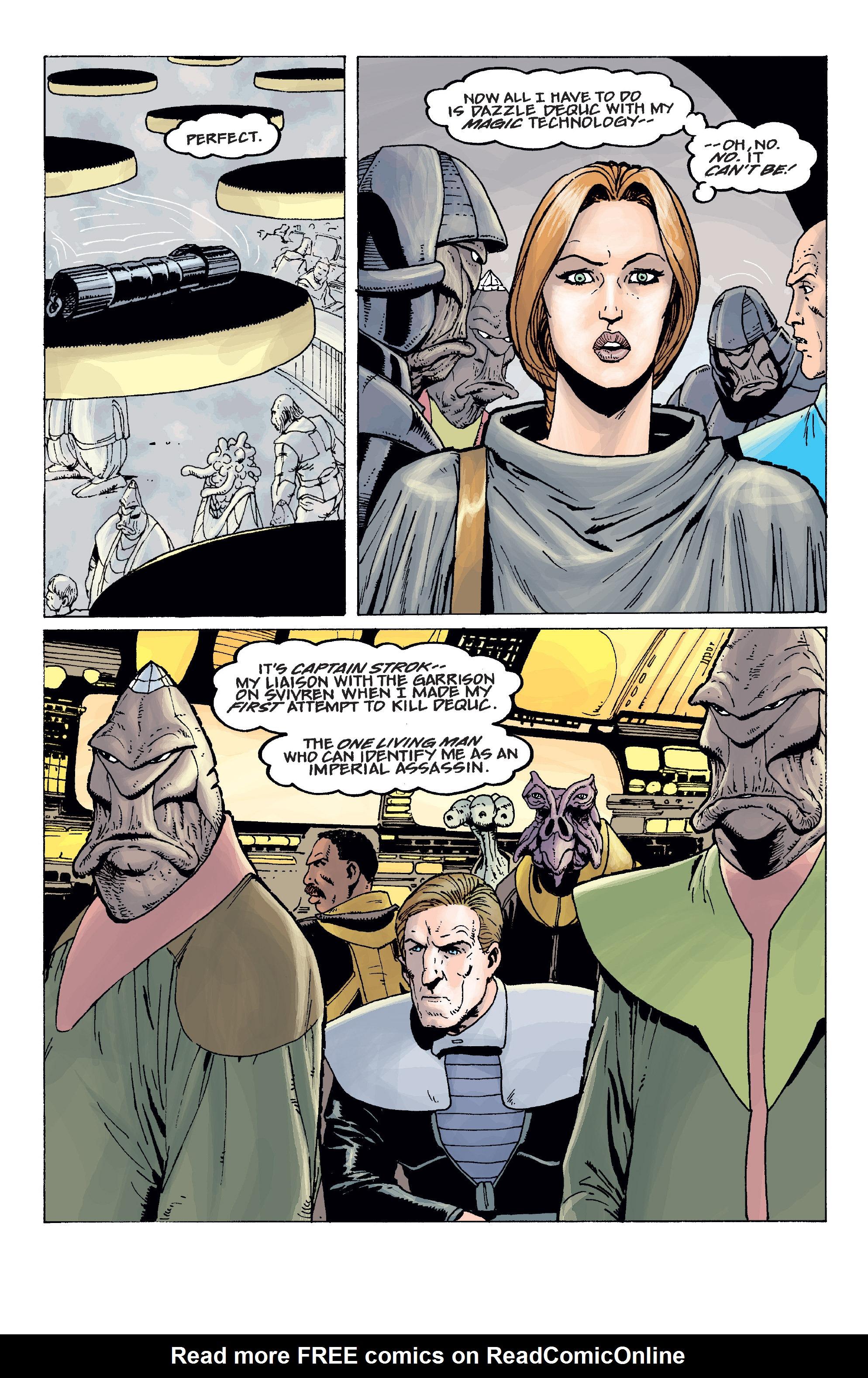 Read online Star Wars Omnibus comic -  Issue # Vol. 11 - 270