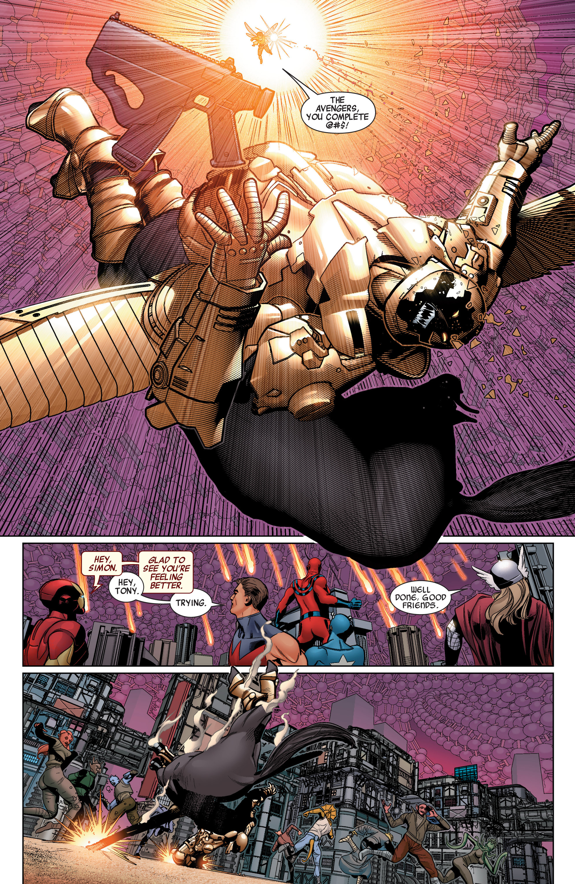 Read online Avengers (2010) comic -  Issue #34 - 19