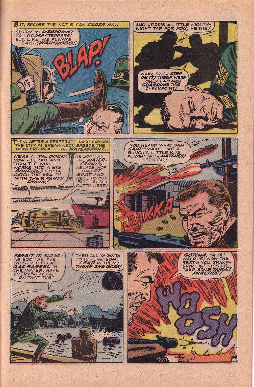 Read online Sgt. Fury comic -  Issue #52 - 25