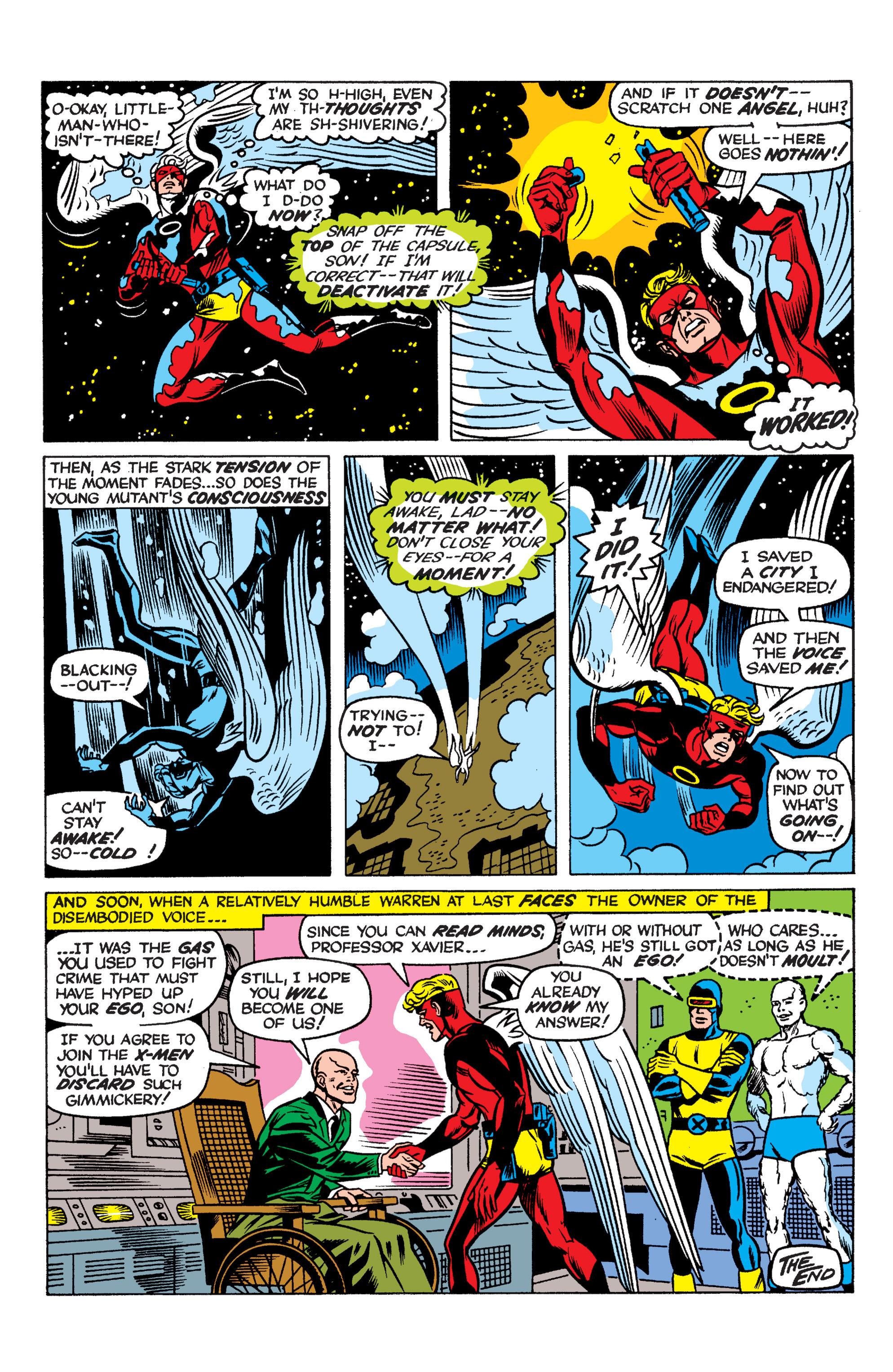 Uncanny X-Men (1963) 56 Page 20
