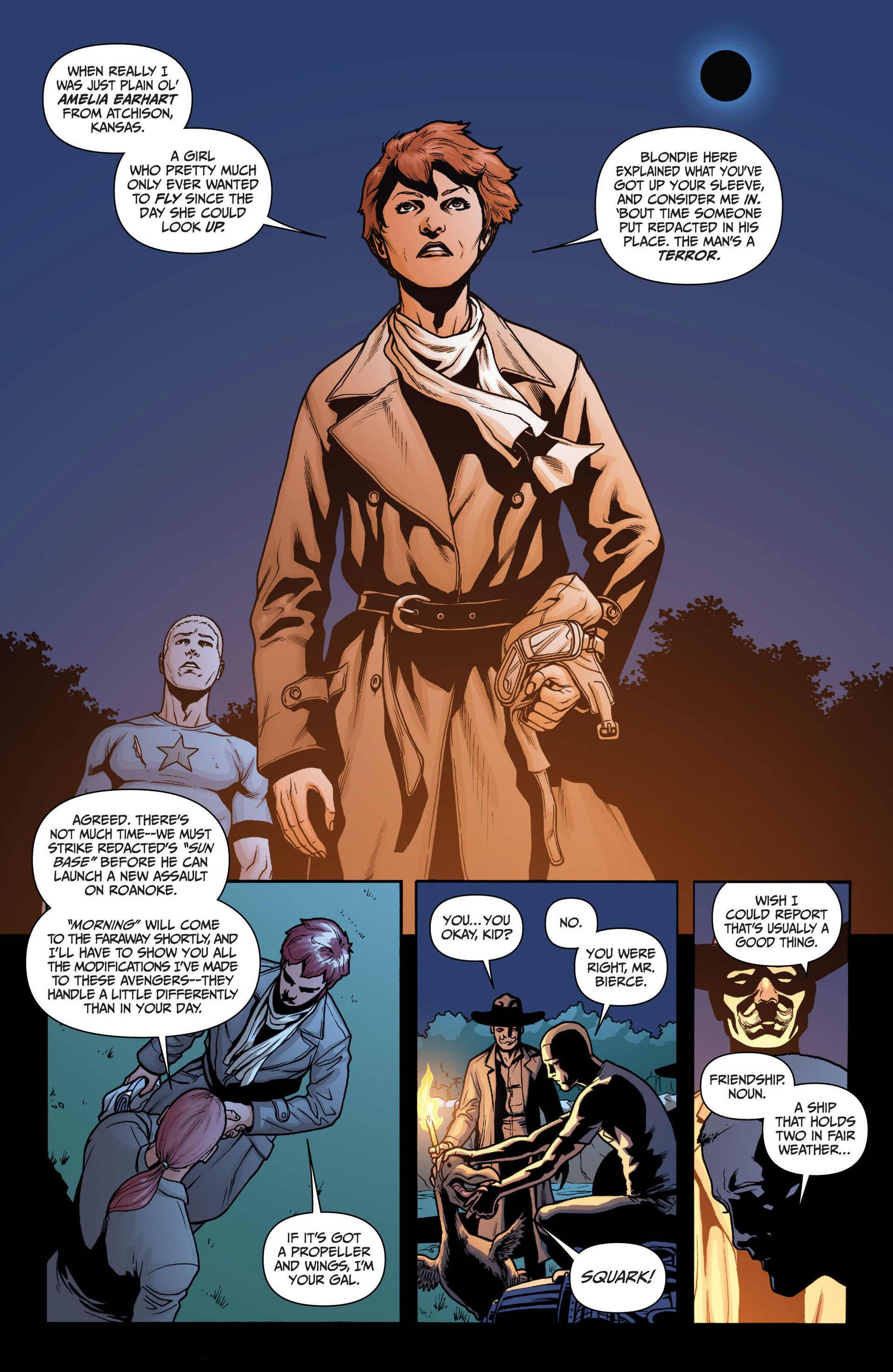 Read online Archer and Armstrong comic -  Issue #13 - 11