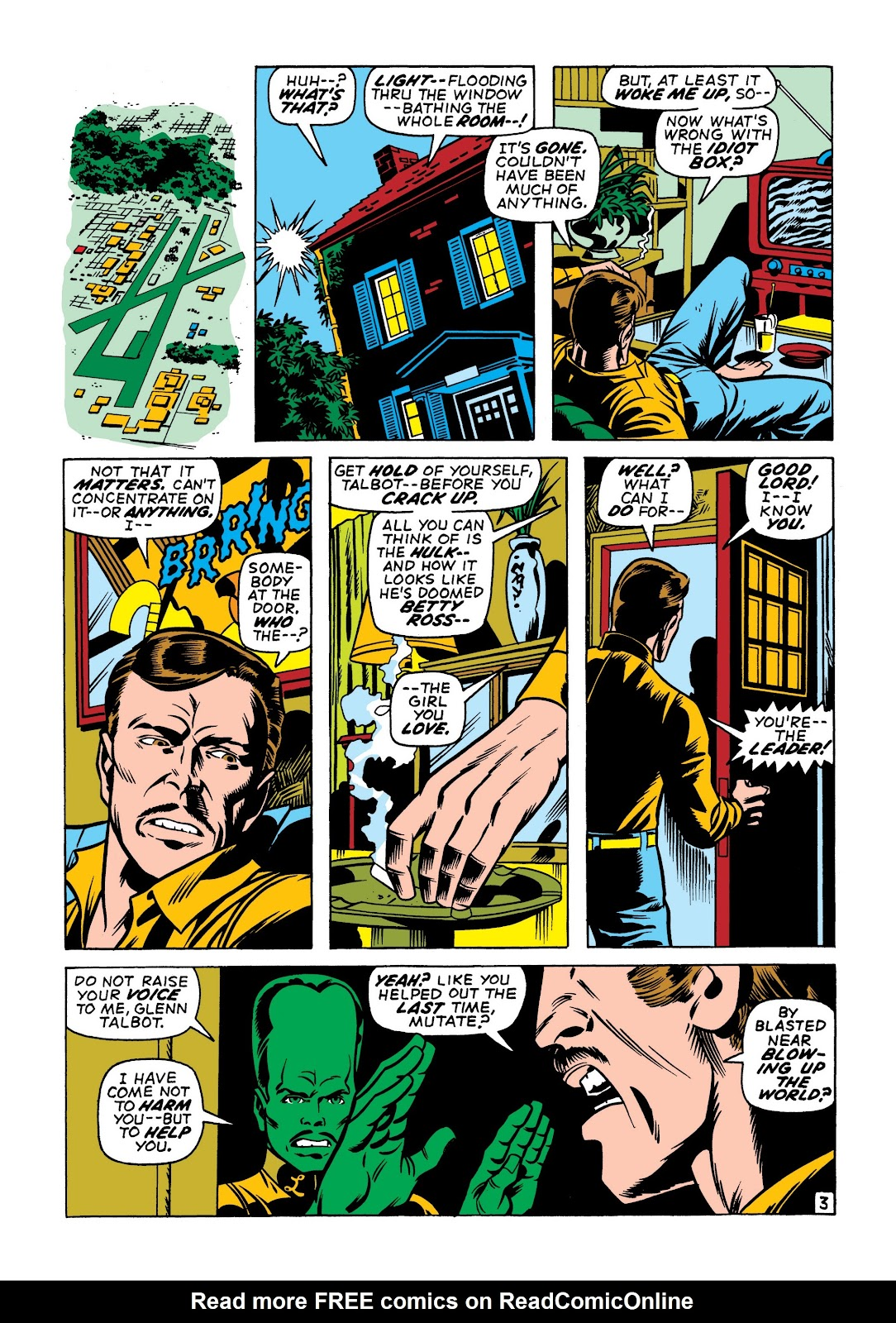 Read online Marvel Masterworks: The Incredible Hulk comic -  Issue # TPB 7 (Part 1) - 90