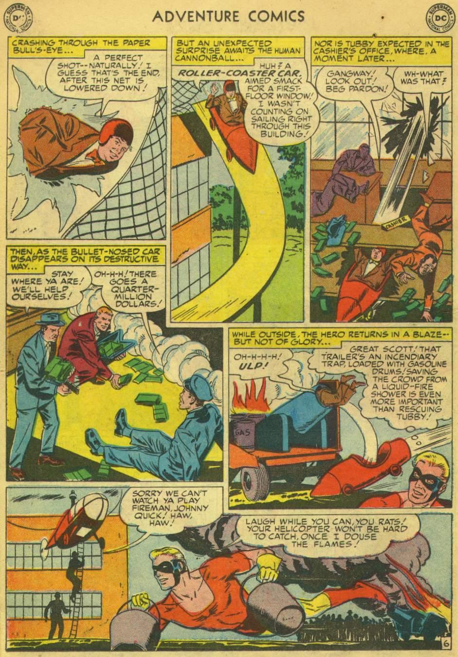 Read online Adventure Comics (1938) comic -  Issue #168 - 26