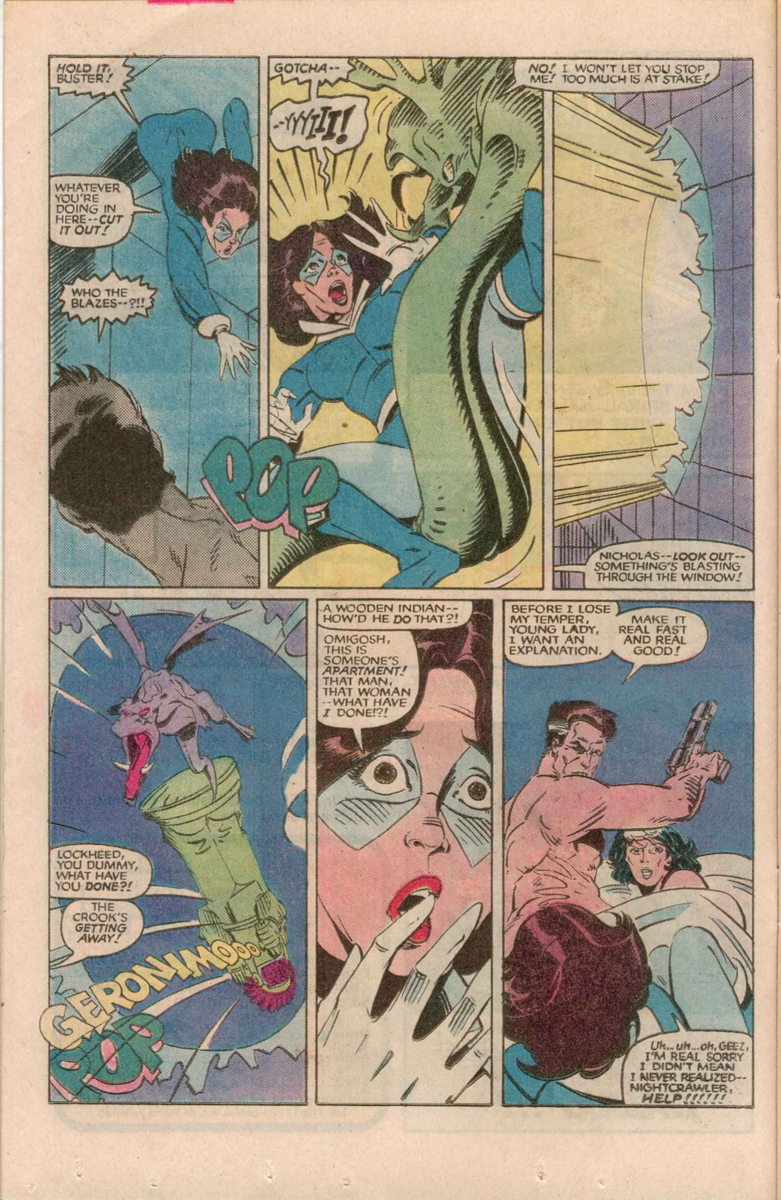 Read online Uncanny X-Men (1963) comic -  Issue # _Annual 7 - 11