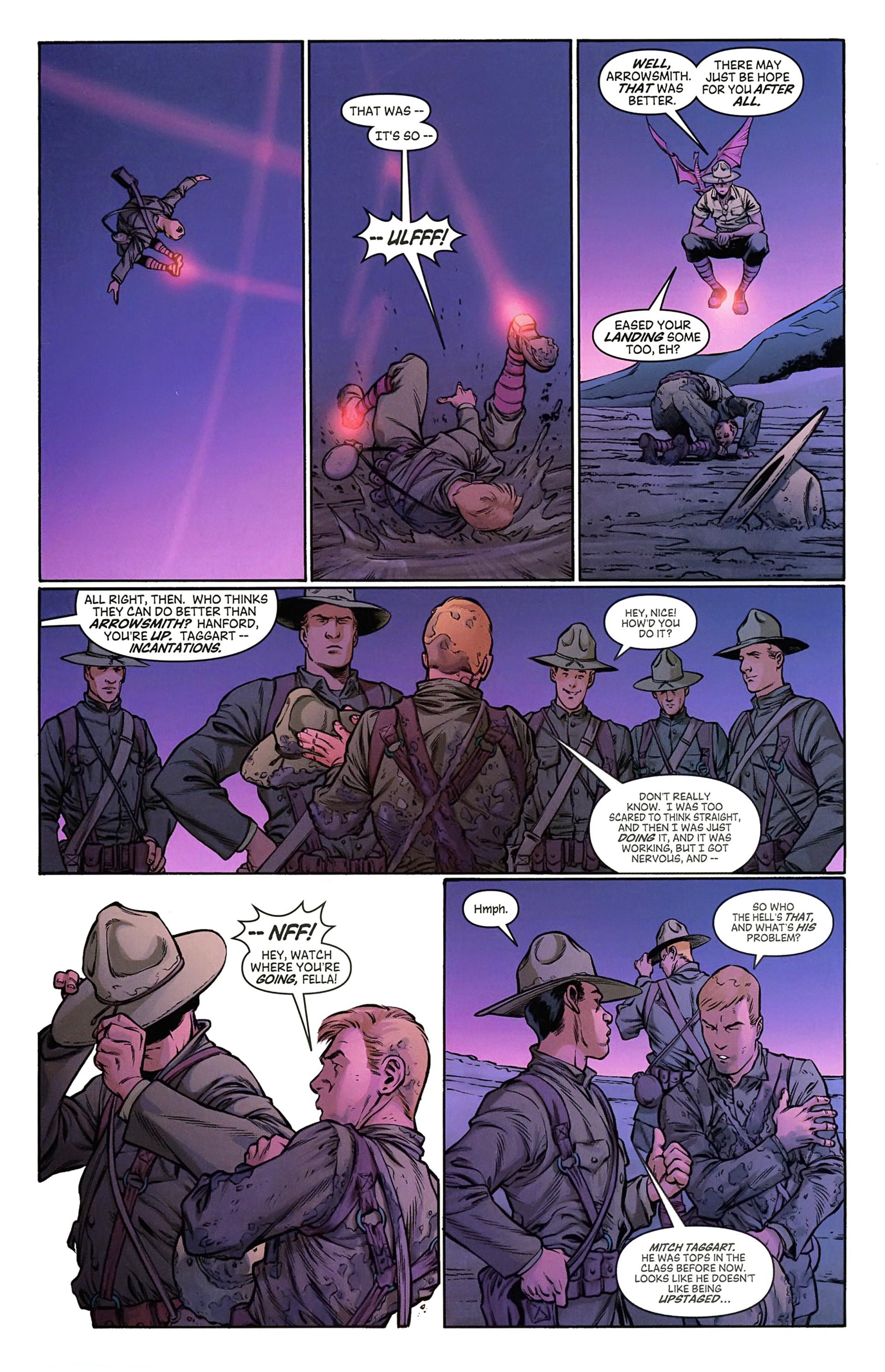 Read online Arrowsmith comic -  Issue #2 - 9