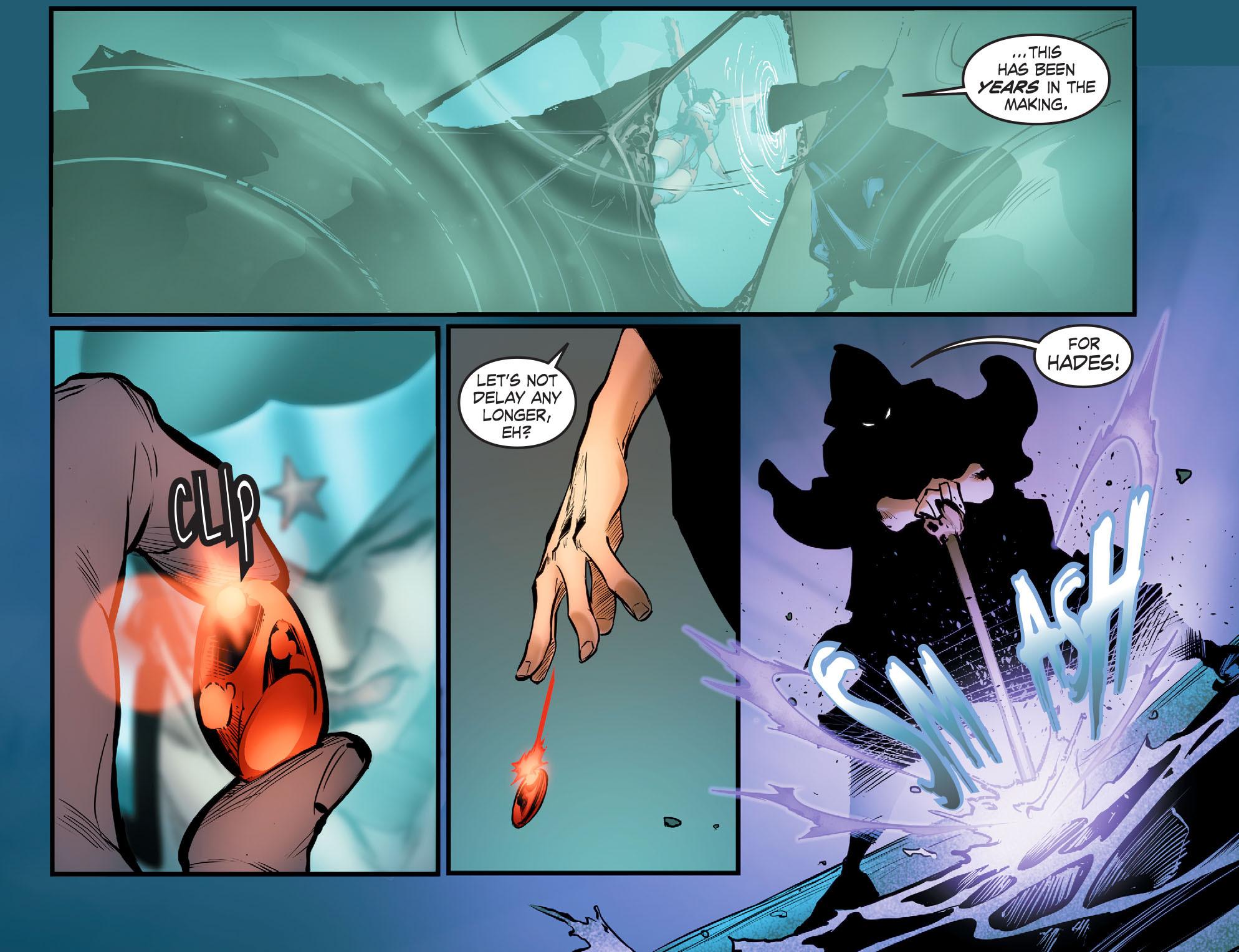 Read online Smallville: Season 11 comic -  Issue #65 - 14