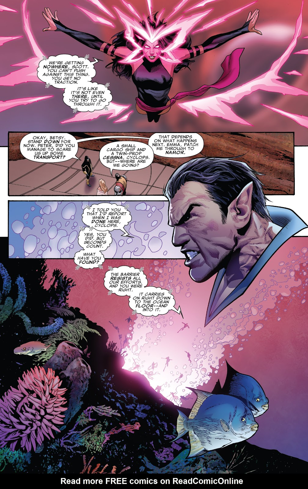 Read online X-Men: Second Coming comic -  Issue # _TPB (Part 2) - 92